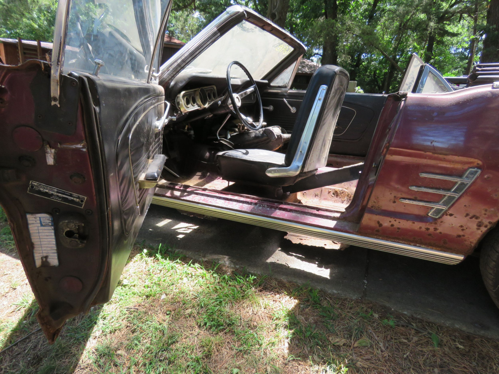 1966 Ford Mustang Convertible Project - Image 12
