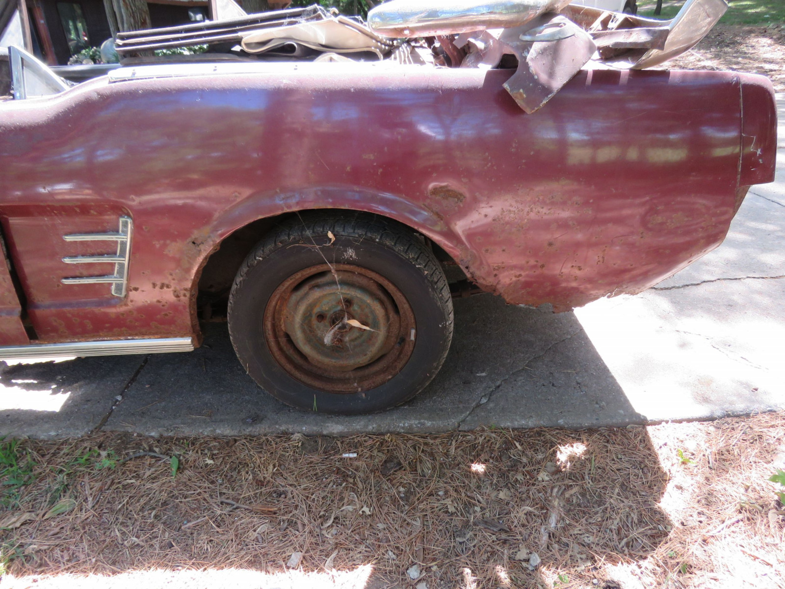 1966 Ford Mustang Convertible Project - Image 13