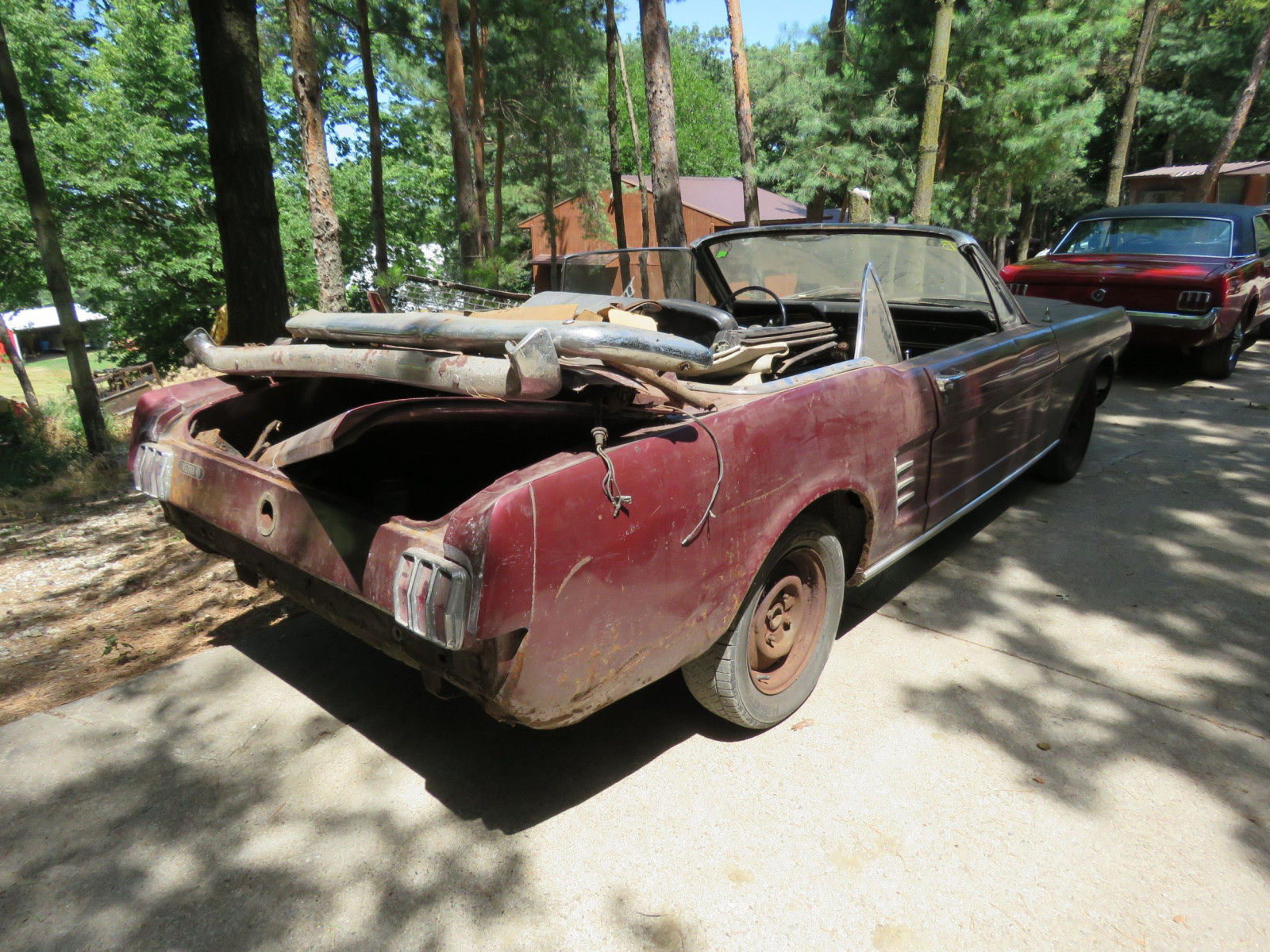 1966 Ford Mustang Convertible Project - Image 14