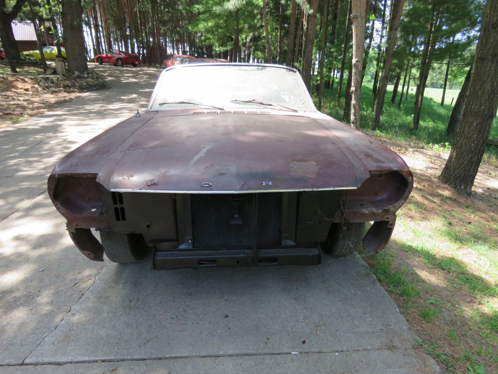 1966 Ford Mustang Convertible Project - Image 2
