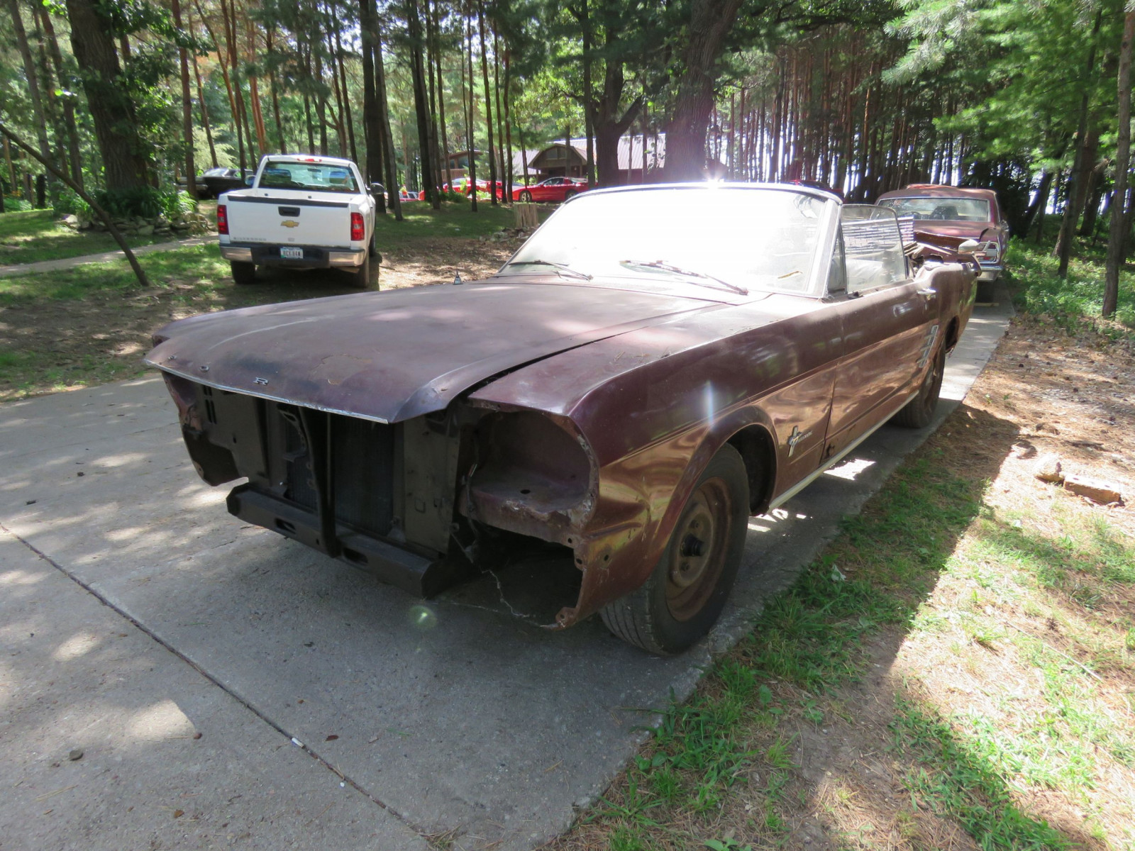 1966 Ford Mustang Convertible Project - Image 3