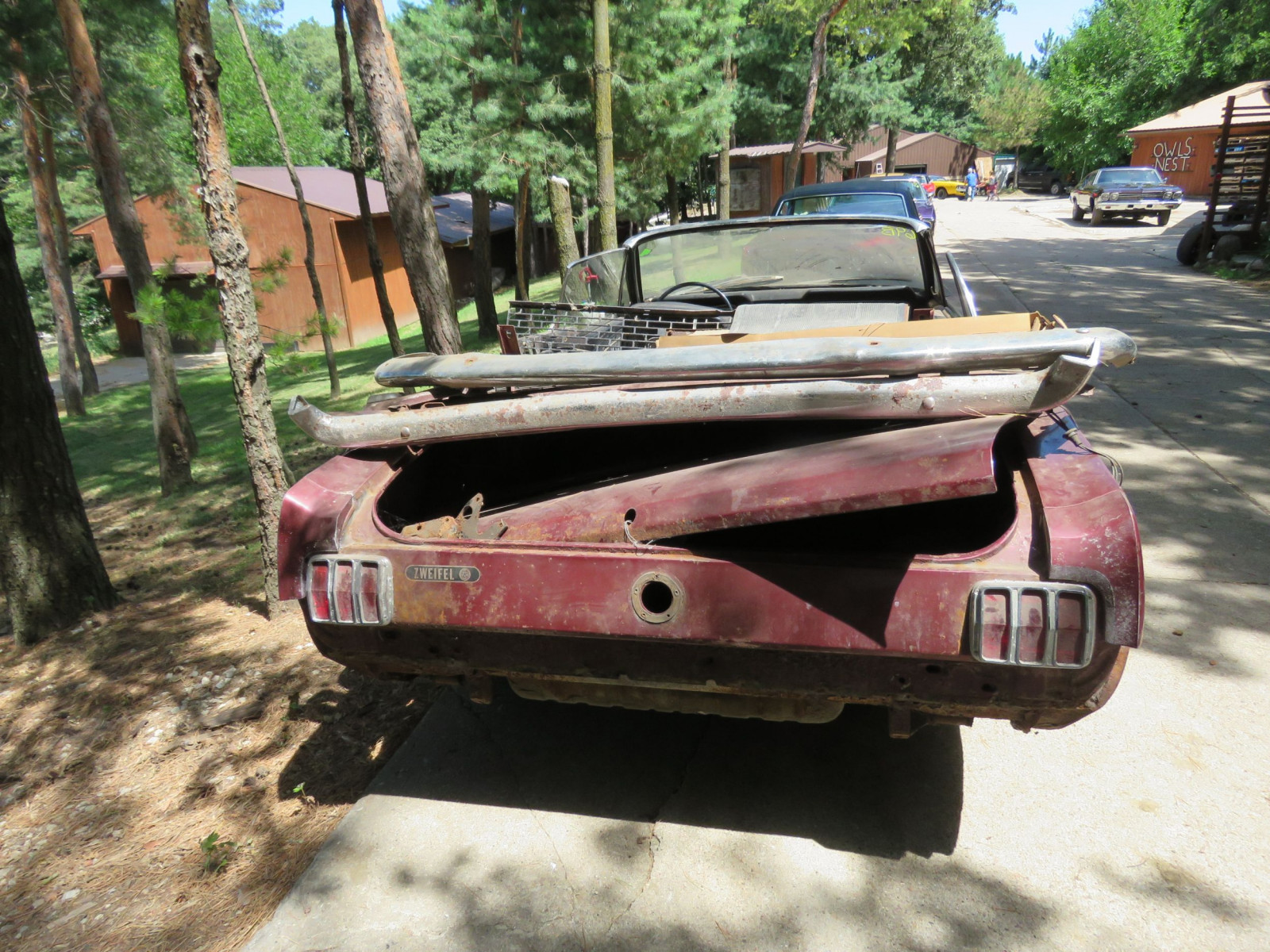 1966 Ford Mustang Convertible Project - Image 5