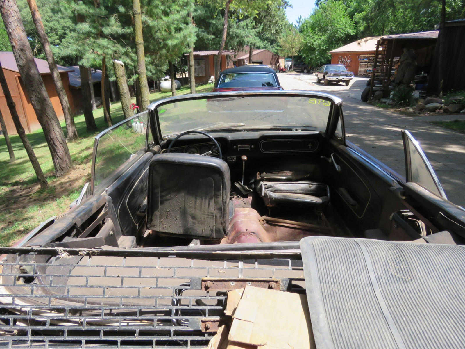1966 Ford Mustang Convertible Project - Image 7