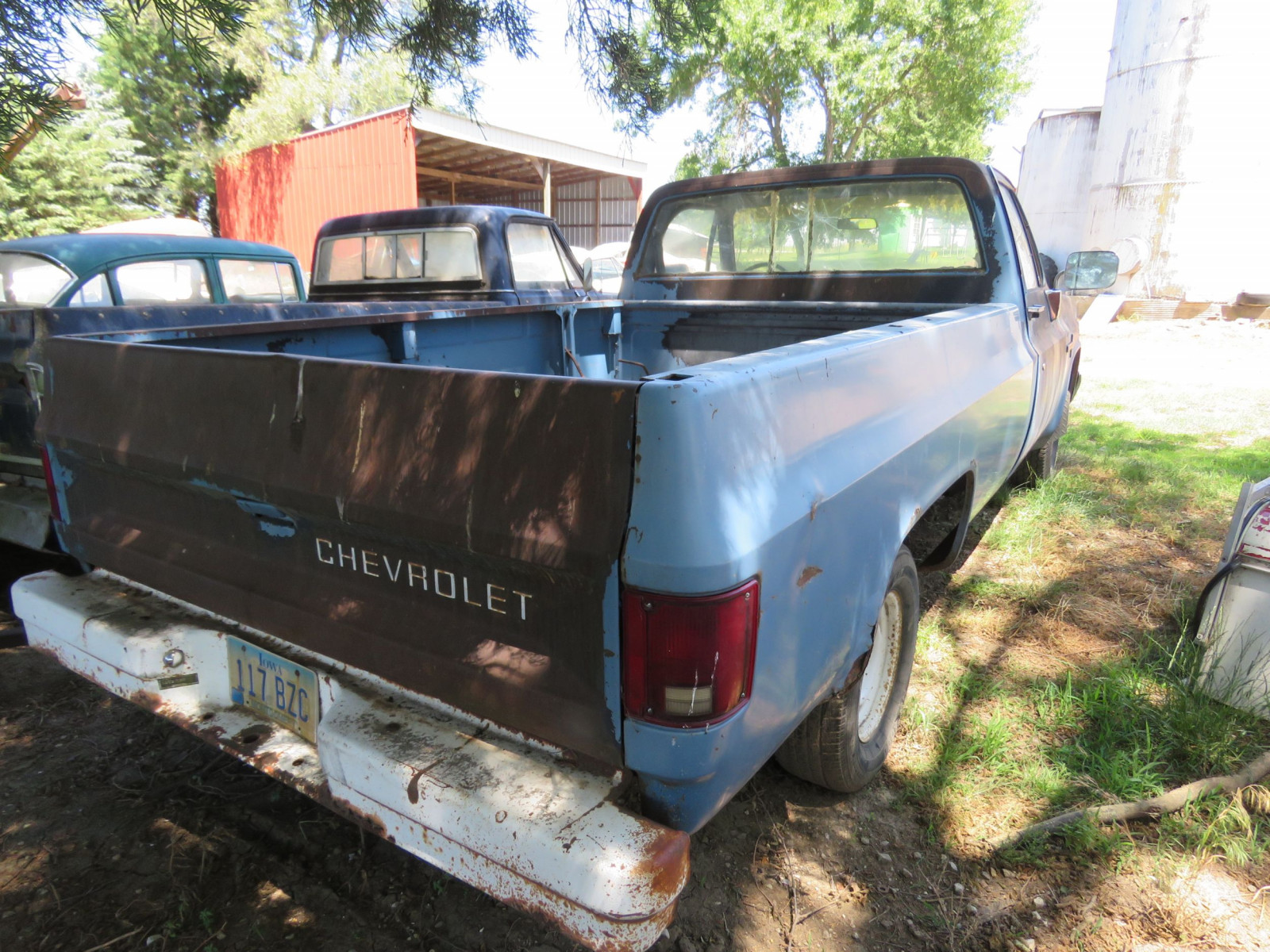 1984 Chevrolet Custom Deluxe 10 Pickup for Restore - Image 4
