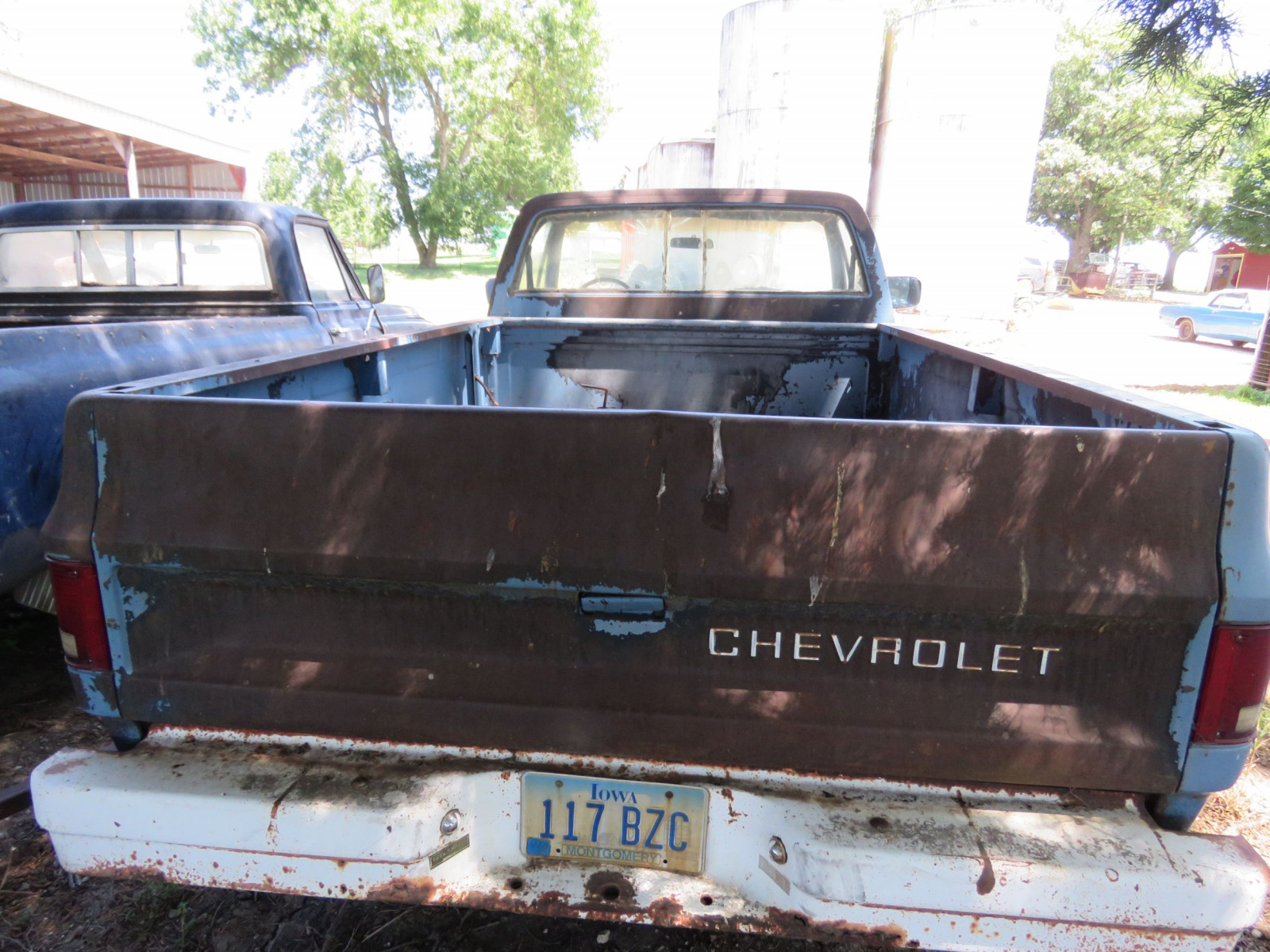 1984 Chevrolet Custom Deluxe 10 Pickup for Restore - Image 5