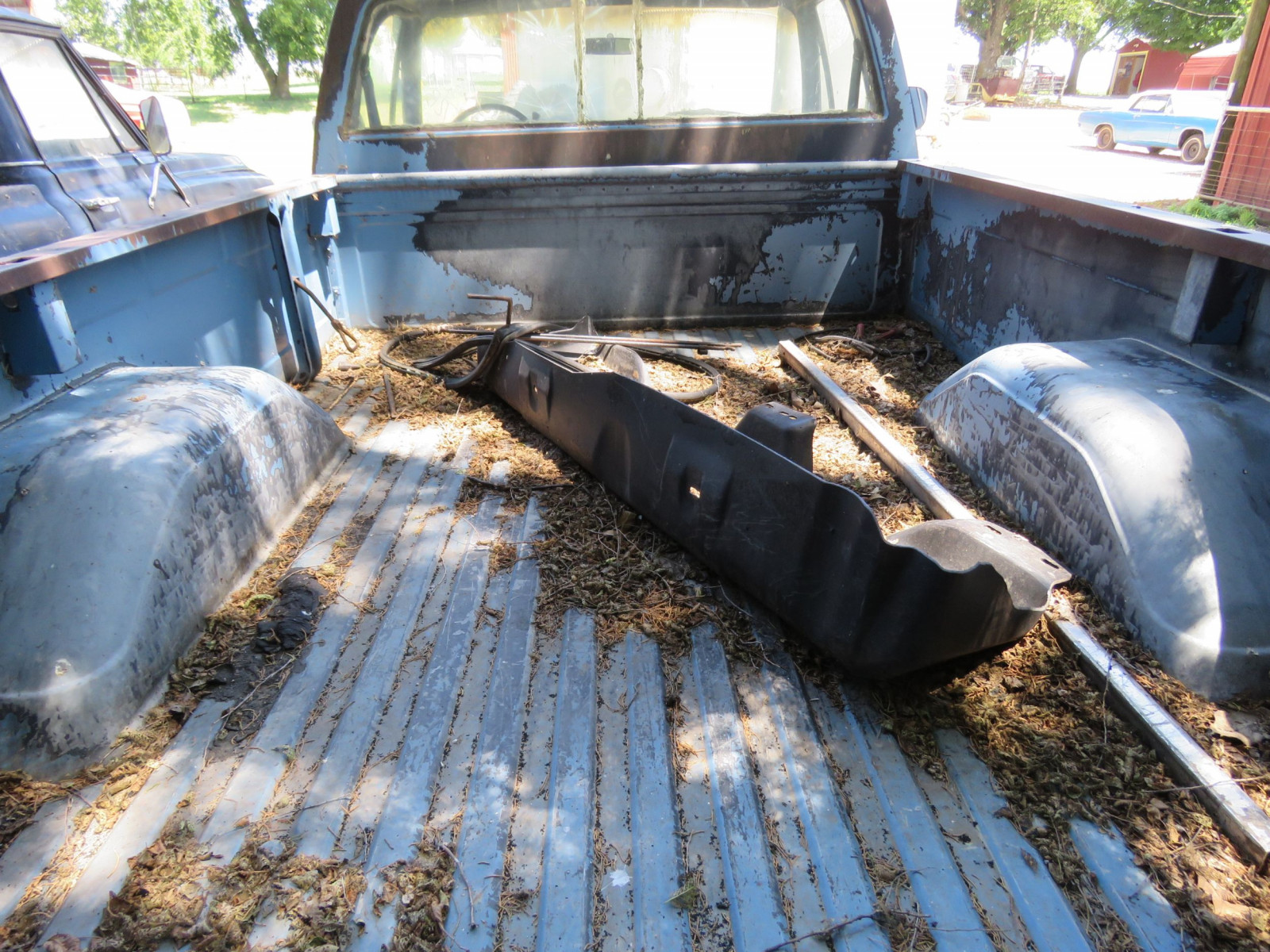 1984 Chevrolet Custom Deluxe 10 Pickup for Restore - Image 6