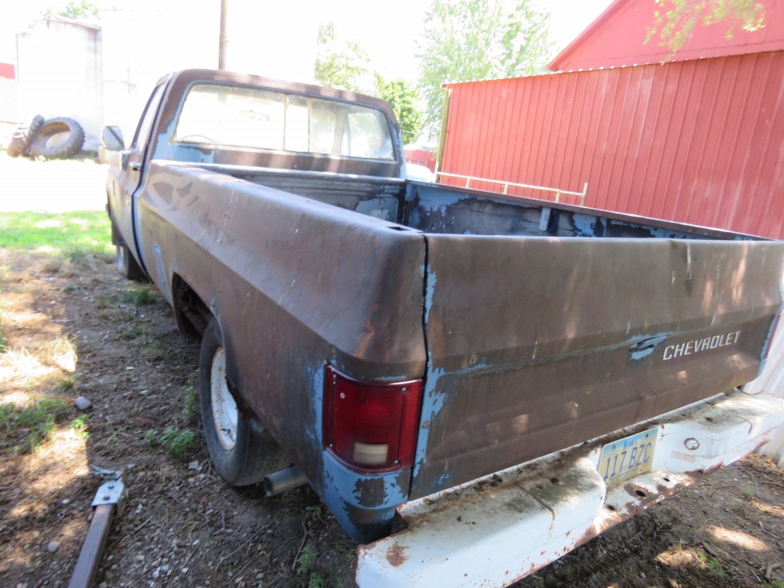 1984 Chevrolet Custom Deluxe 10 Pickup for Restore - Image 7