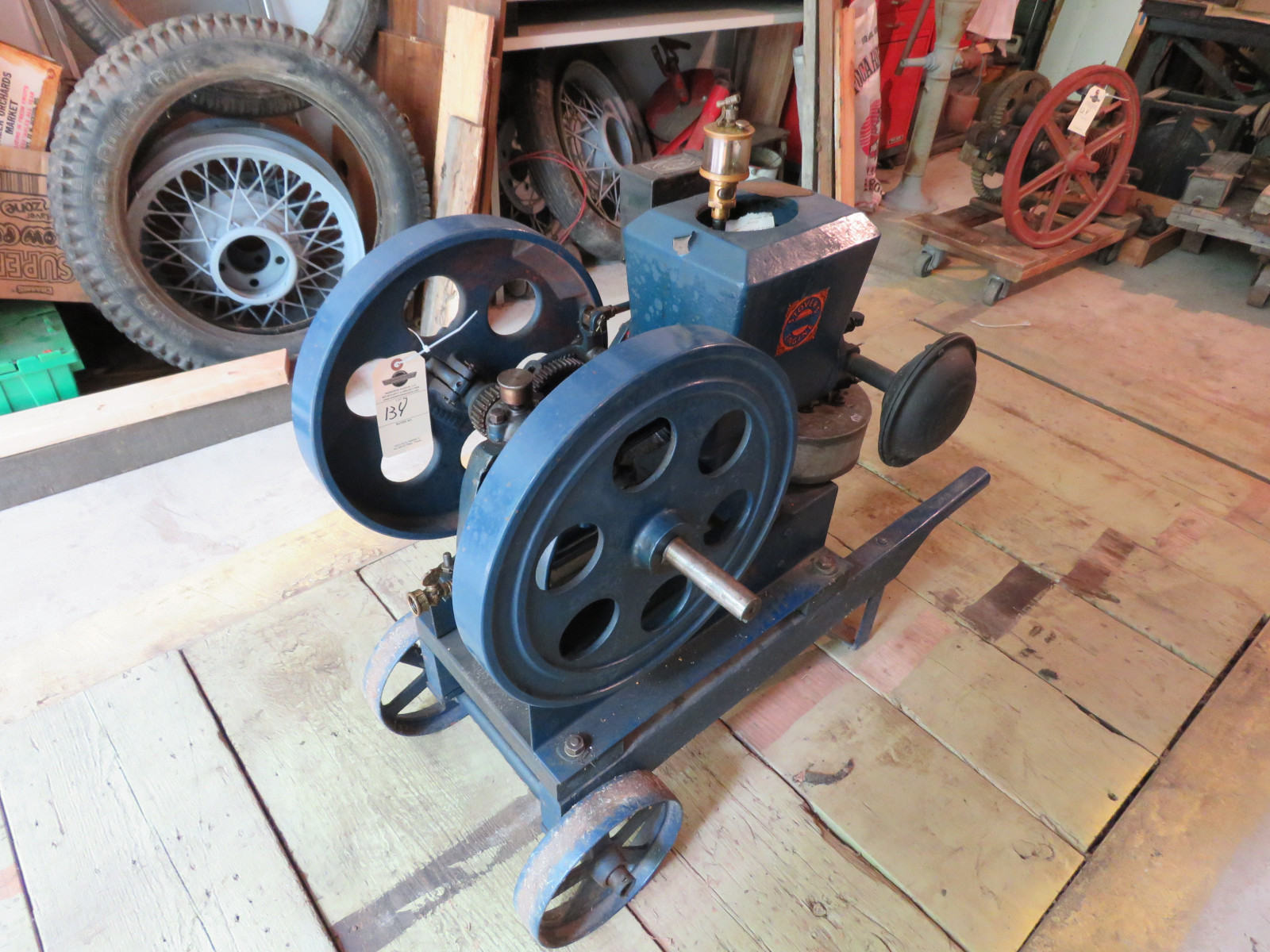 Stover 1 1/2hp