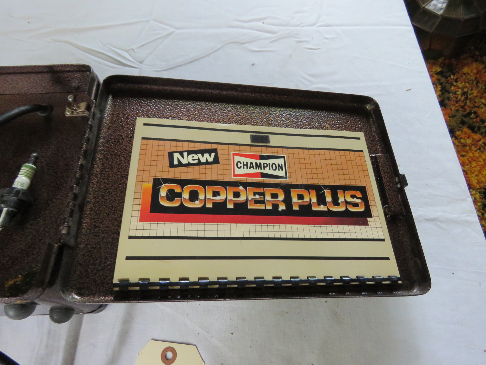 Champion Spark Plug Tester/Display - Image 1