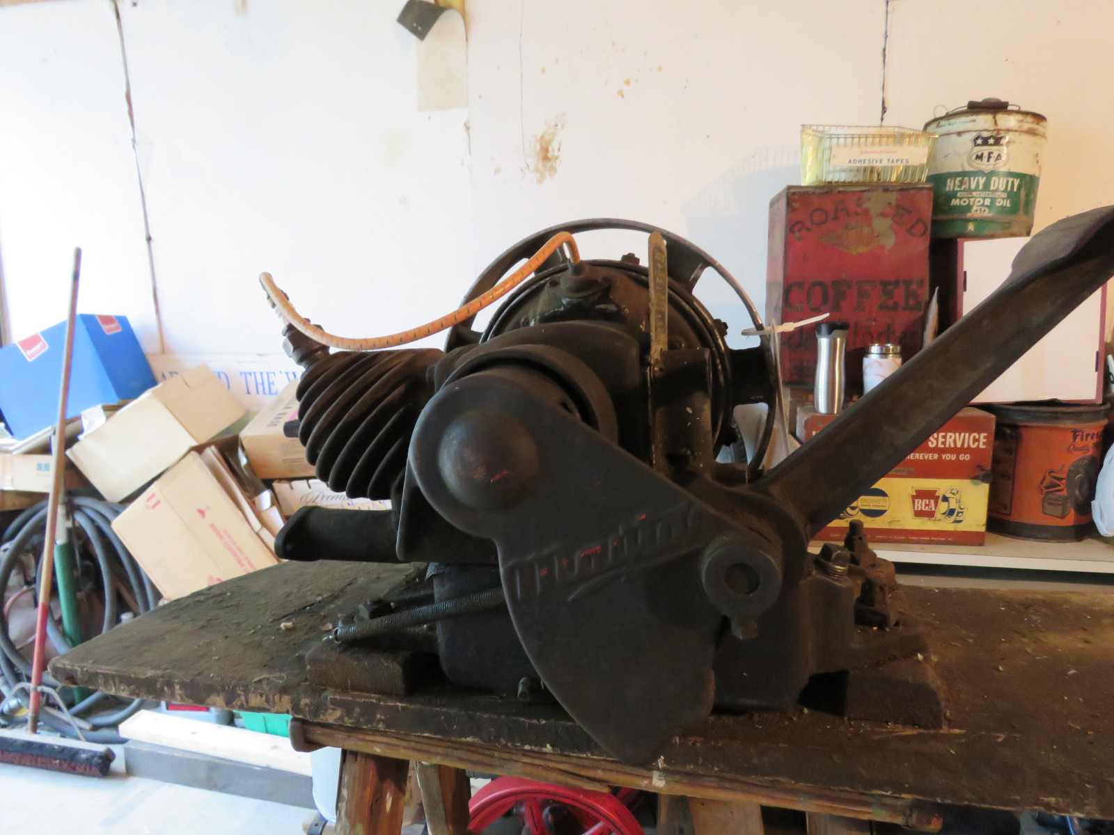 Maytag #92 Single Cylinder Stationary Engine 11111 - Image 2