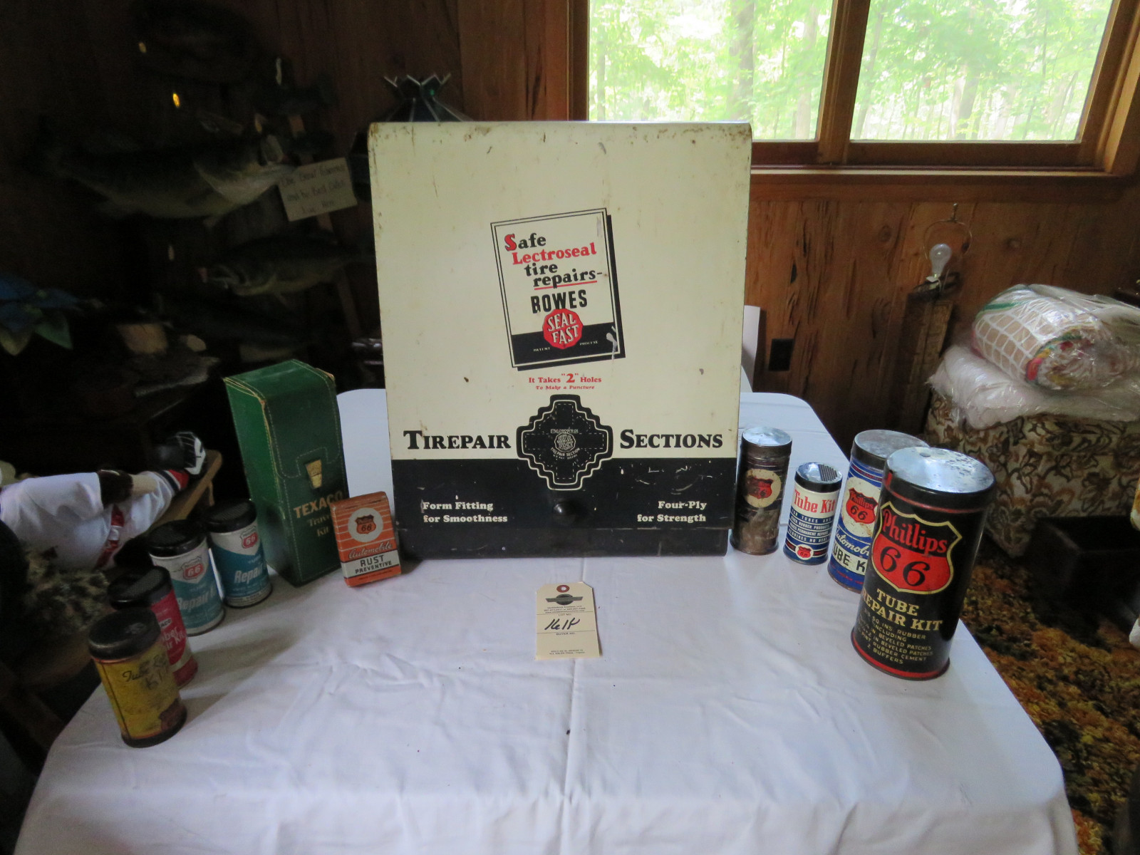 Vintage Tire Repair Kits- Phillips 66 and other Companies - Image 1