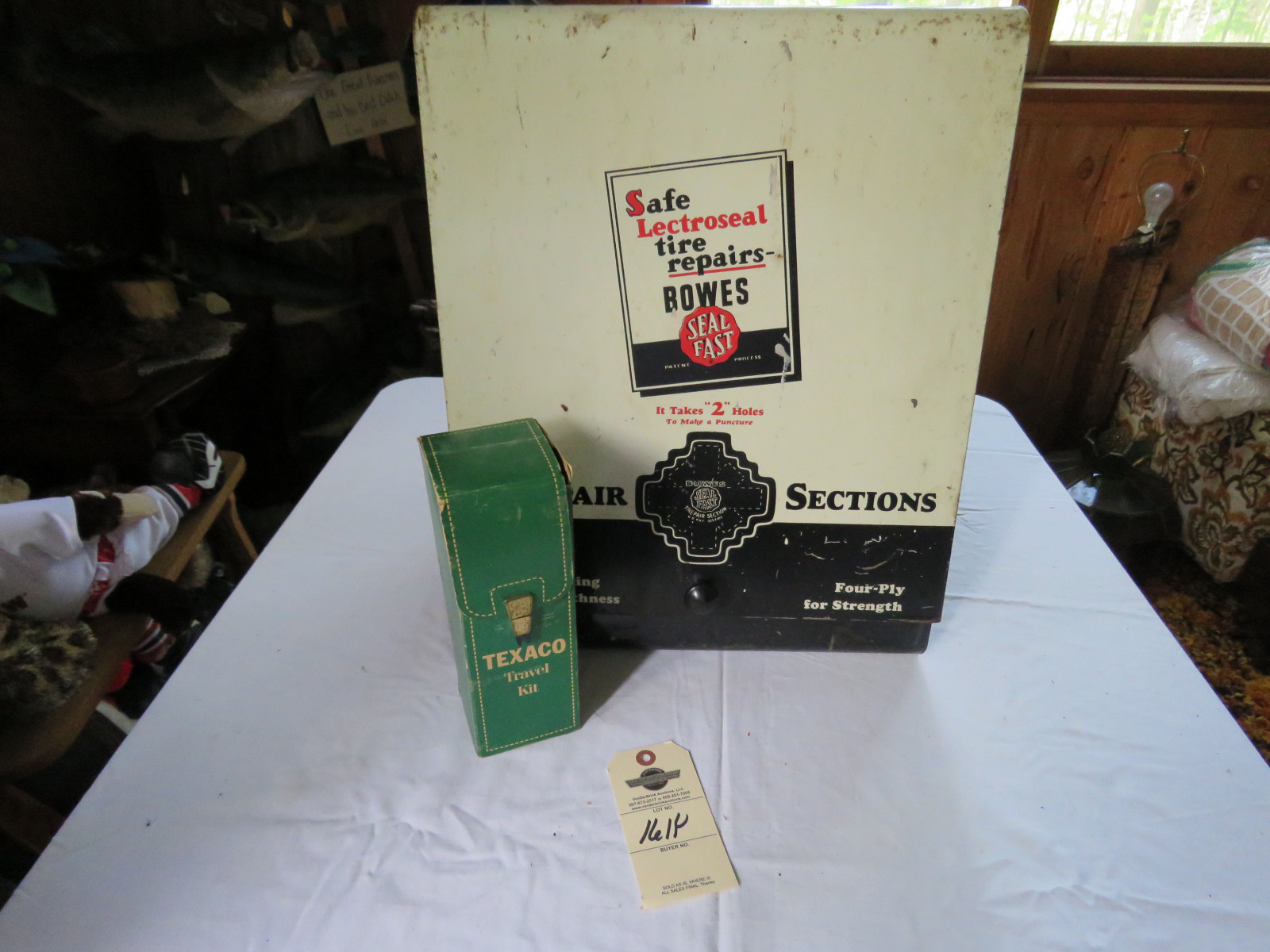 Vintage Tire Repair Kits- Phillips 66 and other Companies - Image 3