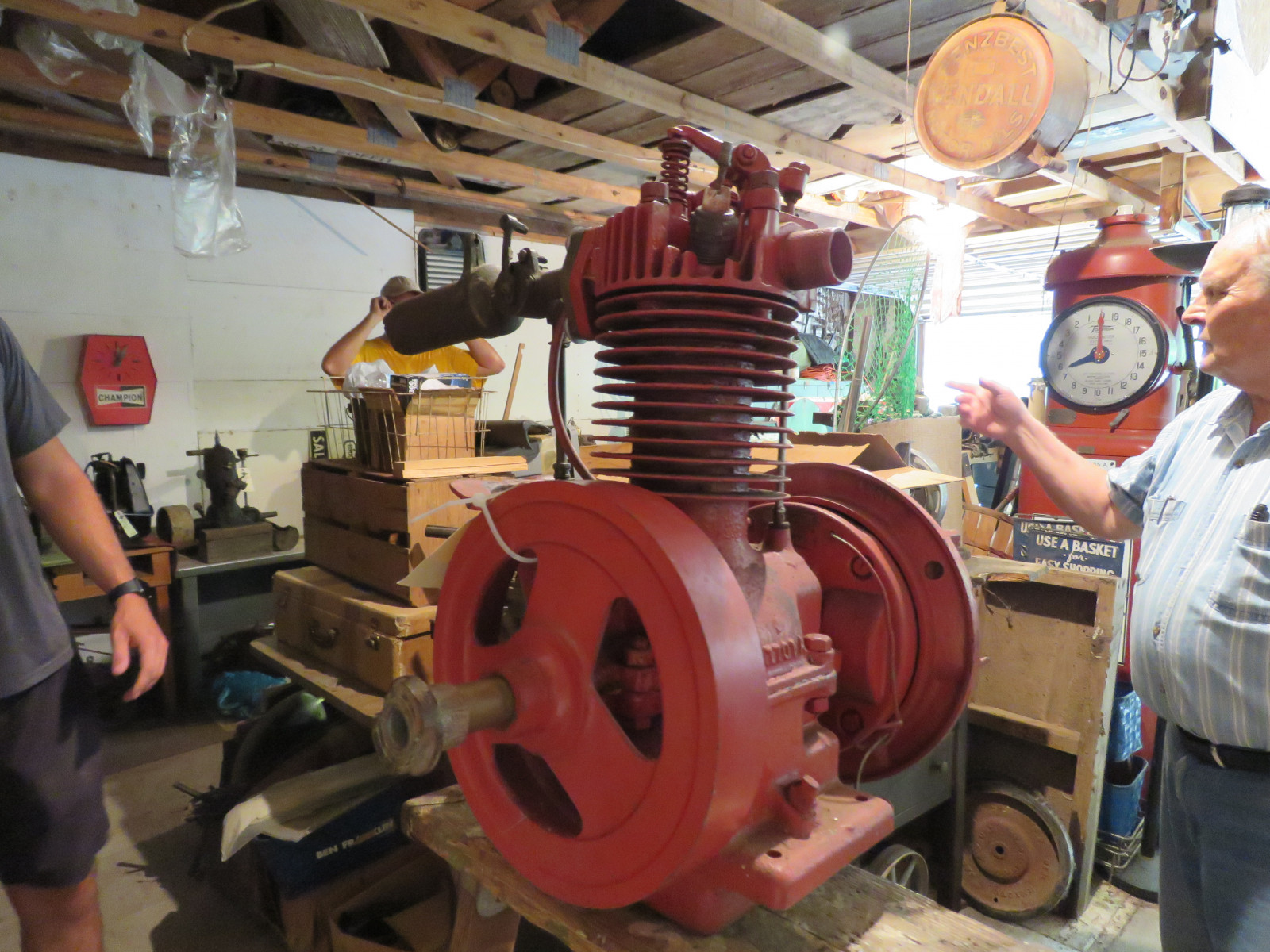 Jacobson Stationary Engine - Image 1