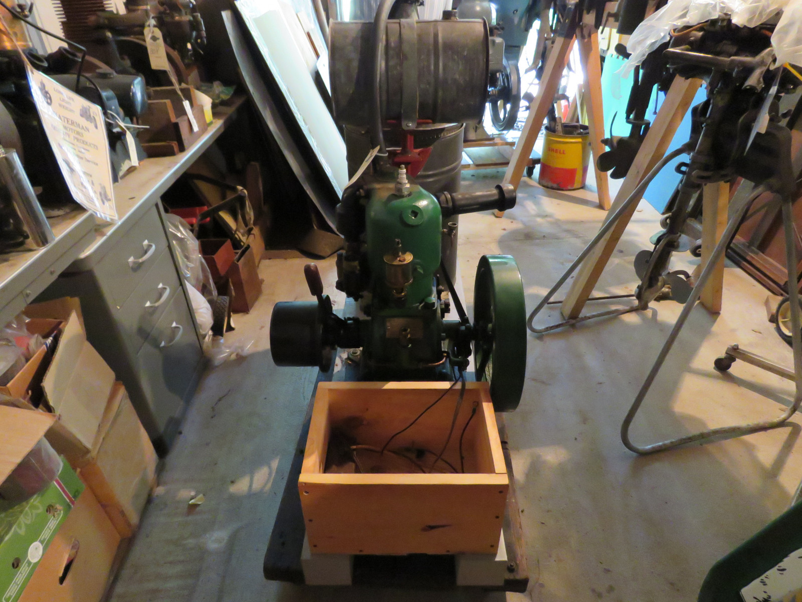 Cushman 4hp Stationary Engine - Image 2