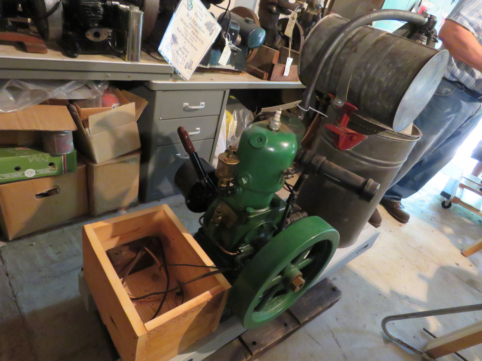 Cushman 4hp Stationary Engine - Image 3
