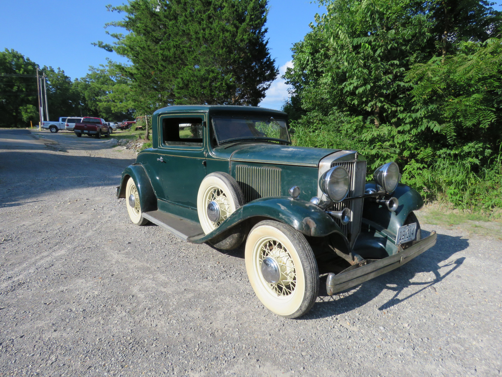 1932 Hupmobile Rumble seat Coupe - Image 16