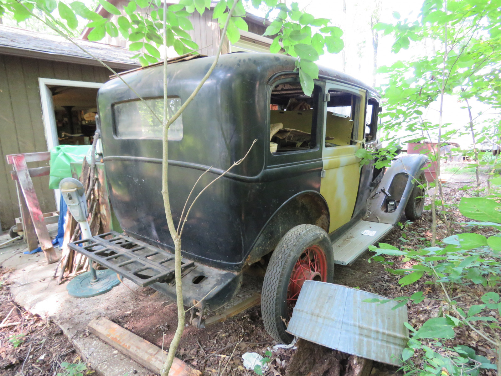 1931 Chrysler CM6 4dr Sedan Project - Image 7