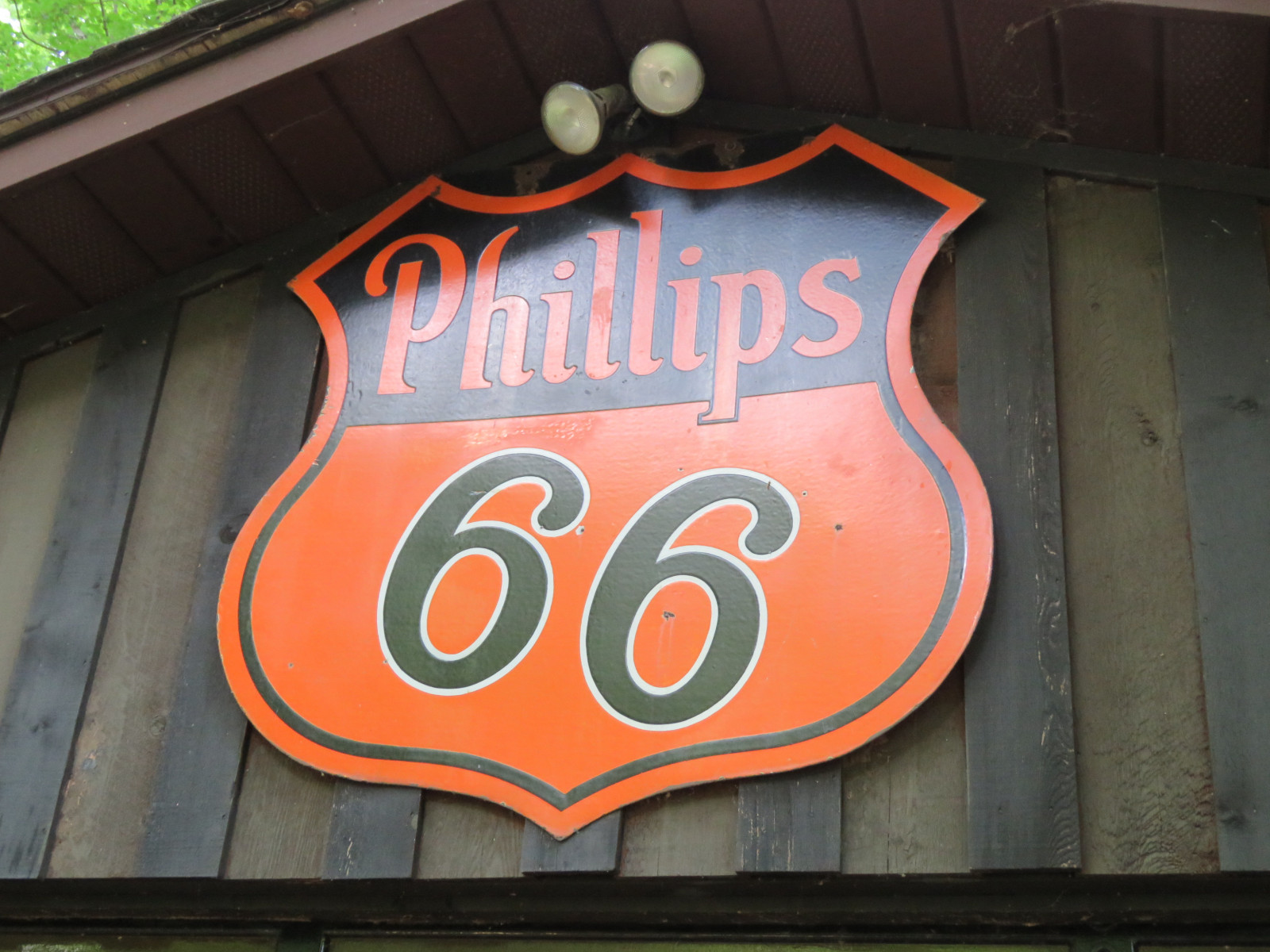 Phillips 66 Porcelain Sign - Image 1