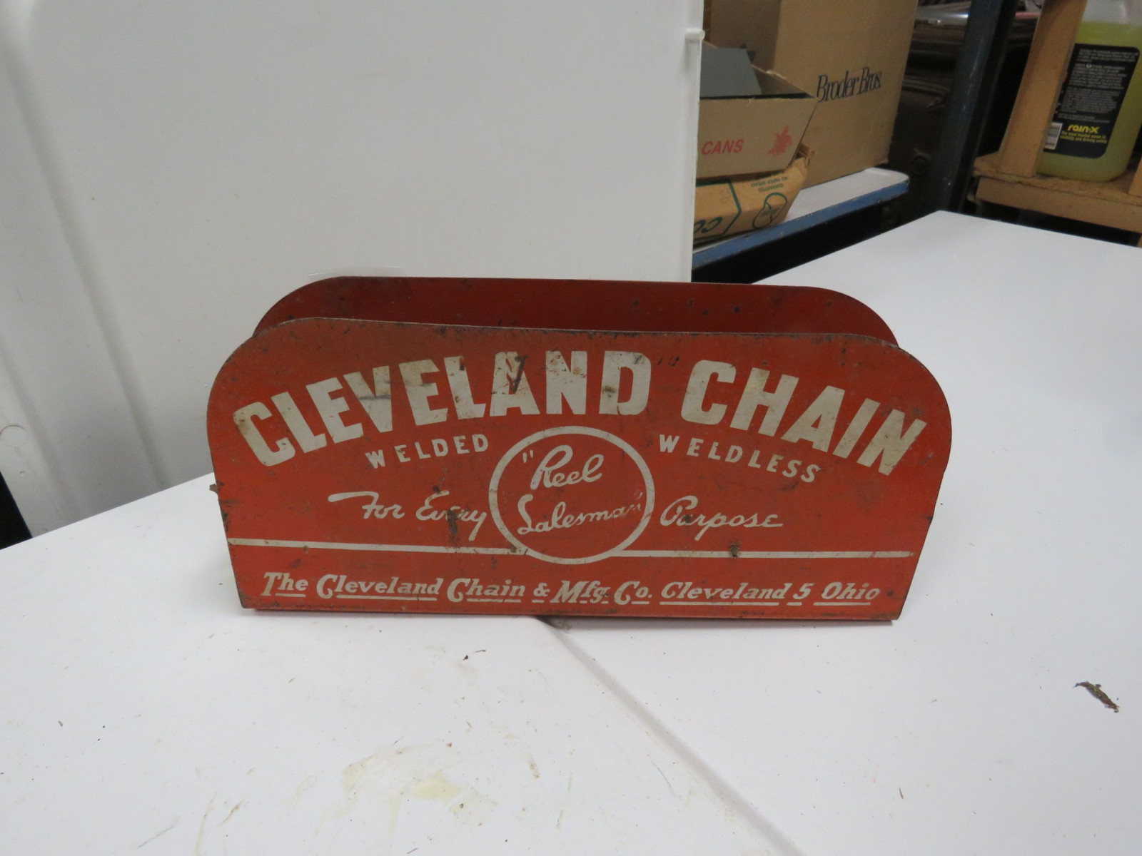 Cleveland Chains Display - Image 2