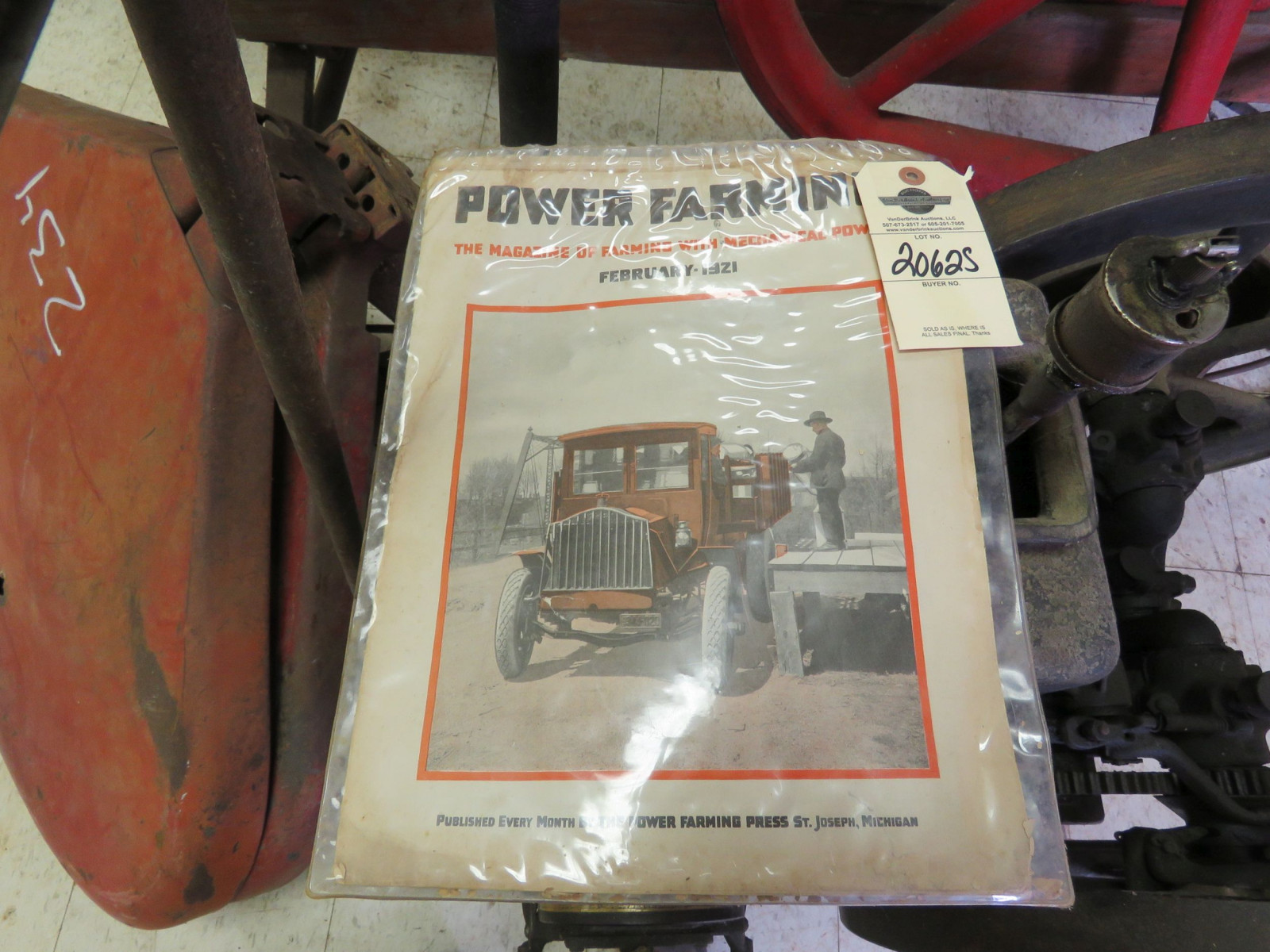 Power Farming Magazine - Image 1