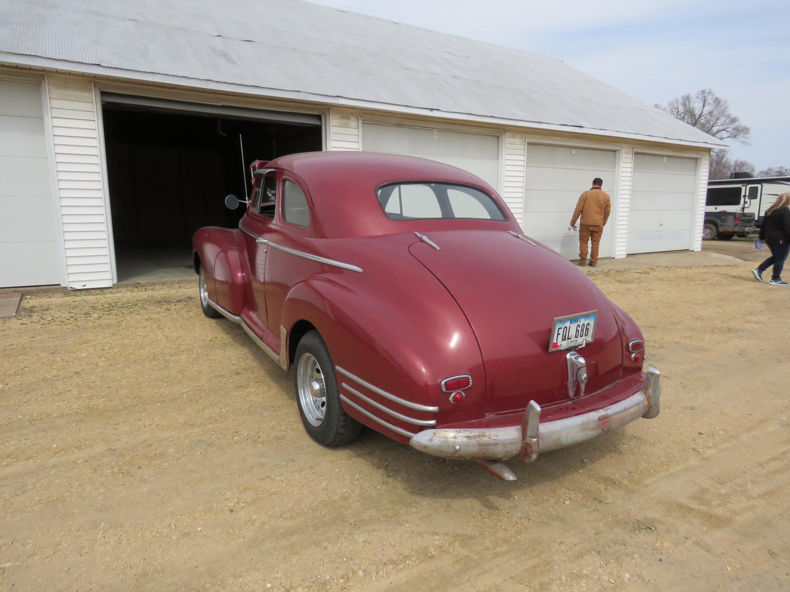 1946 Chevrolet Fleet master Business Coupe - Image 5