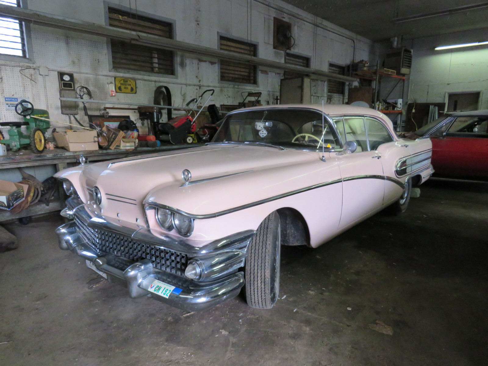 1958 Buick Special 4dr HT - Image 1