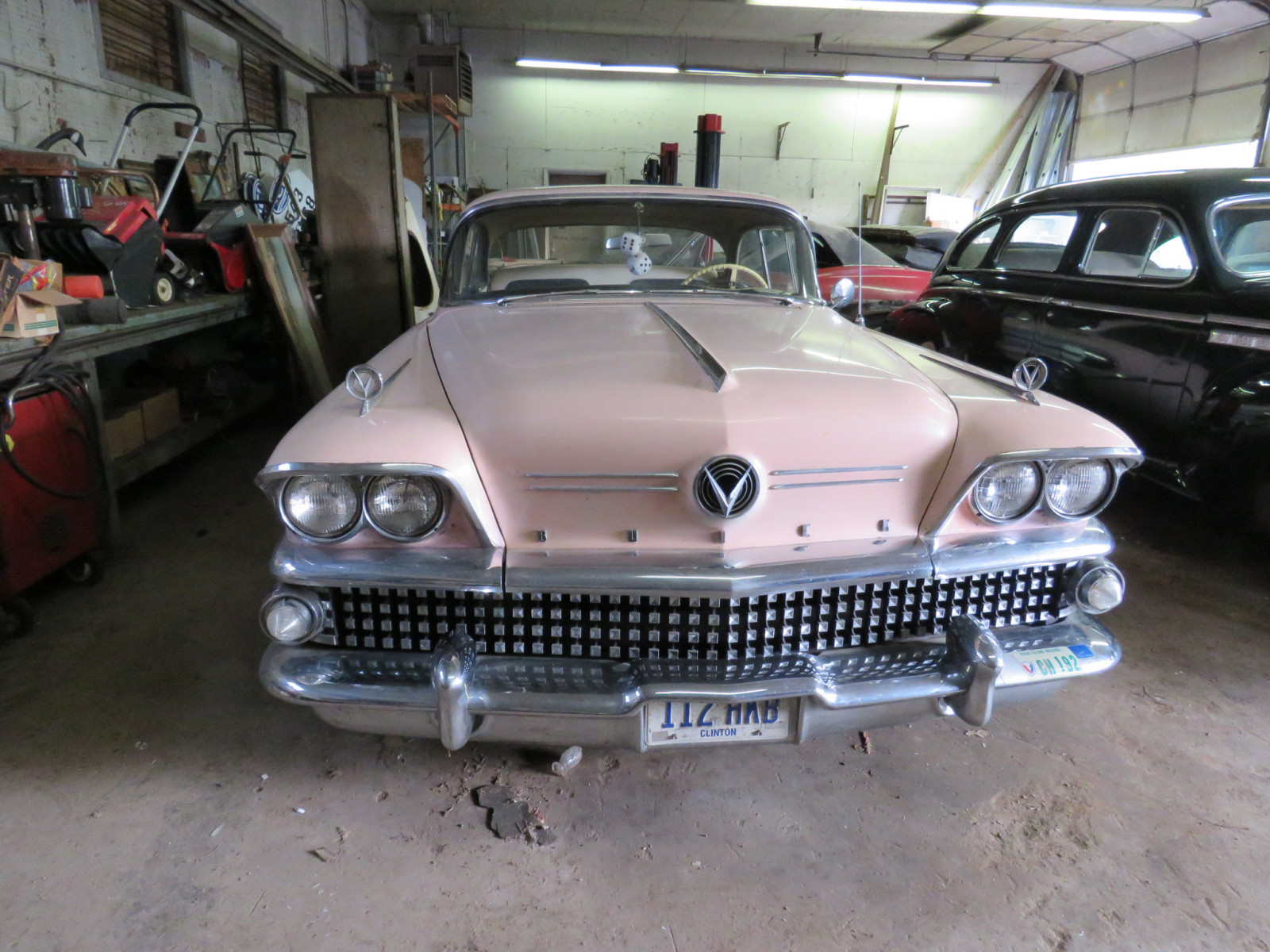 1958 Buick Special 4dr HT - Image 2