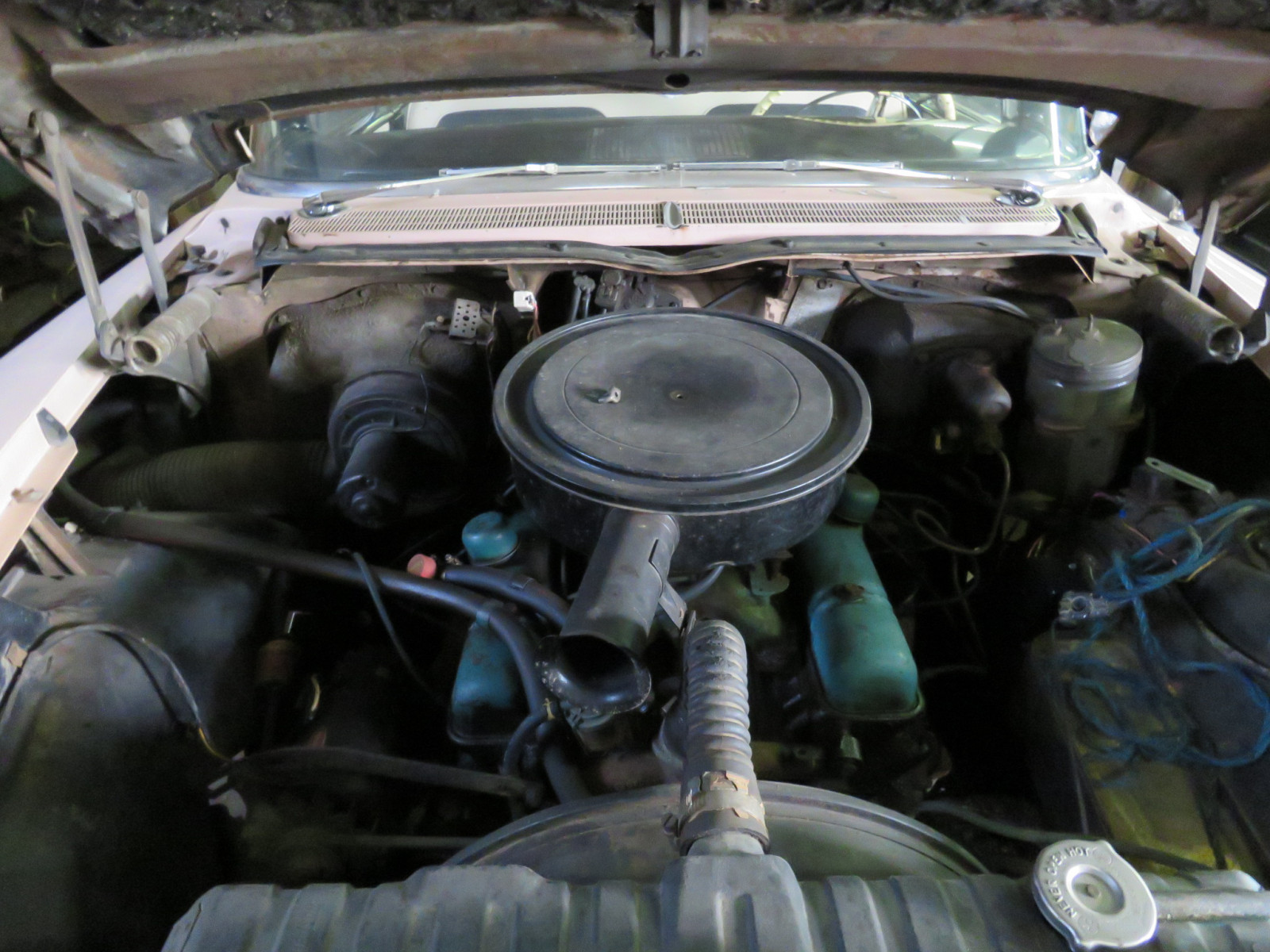 1958 Buick Special 4dr HT - Image 7