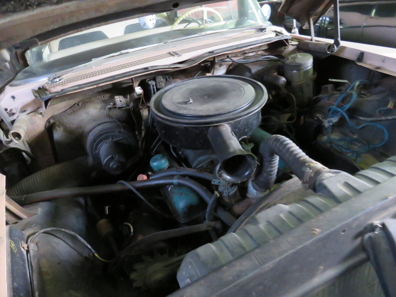 1958 Buick Special 4dr HT - Image 8