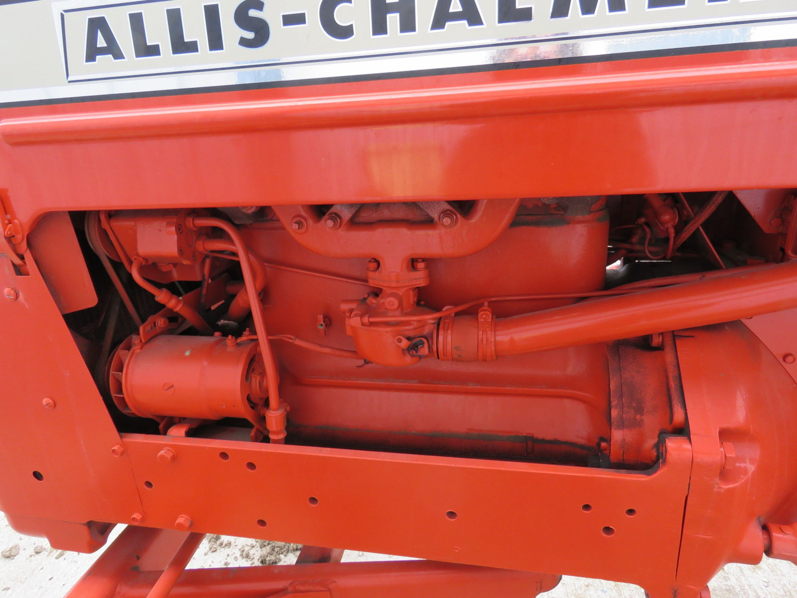 Allis Chalmers D17 Tractor - Image 8