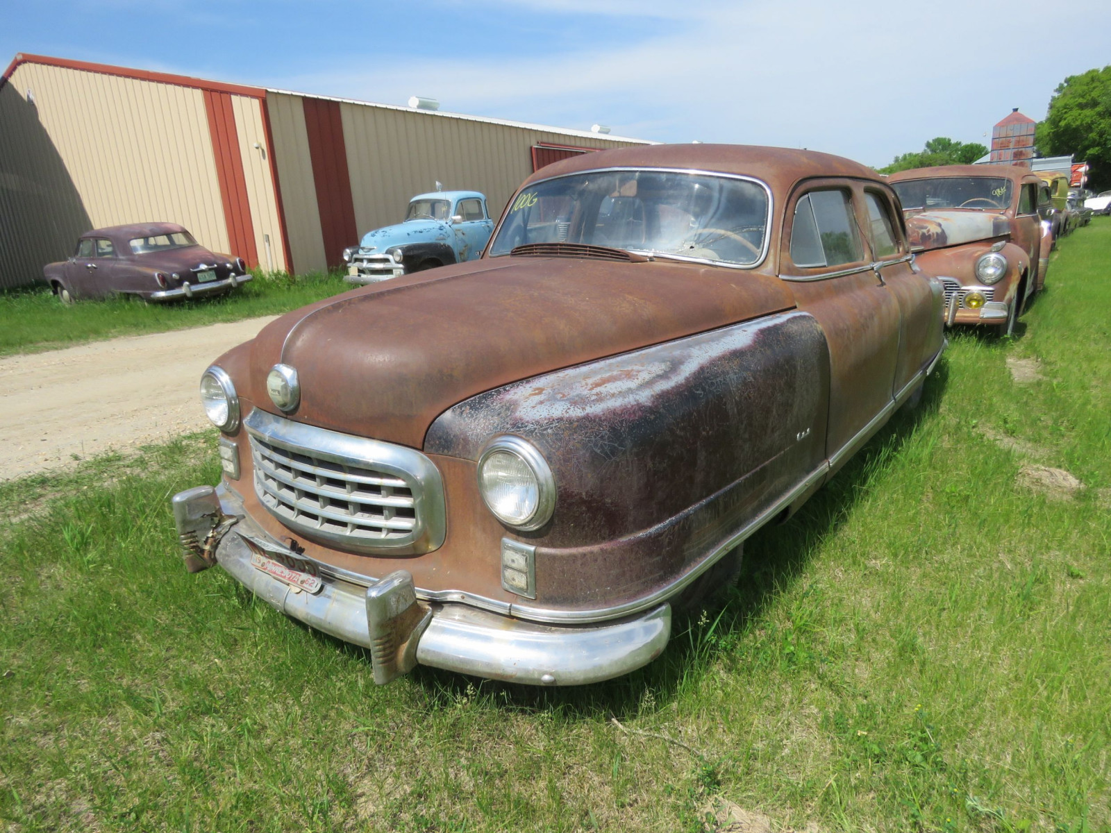 1949 Nash 4dr Sedan - Image 3