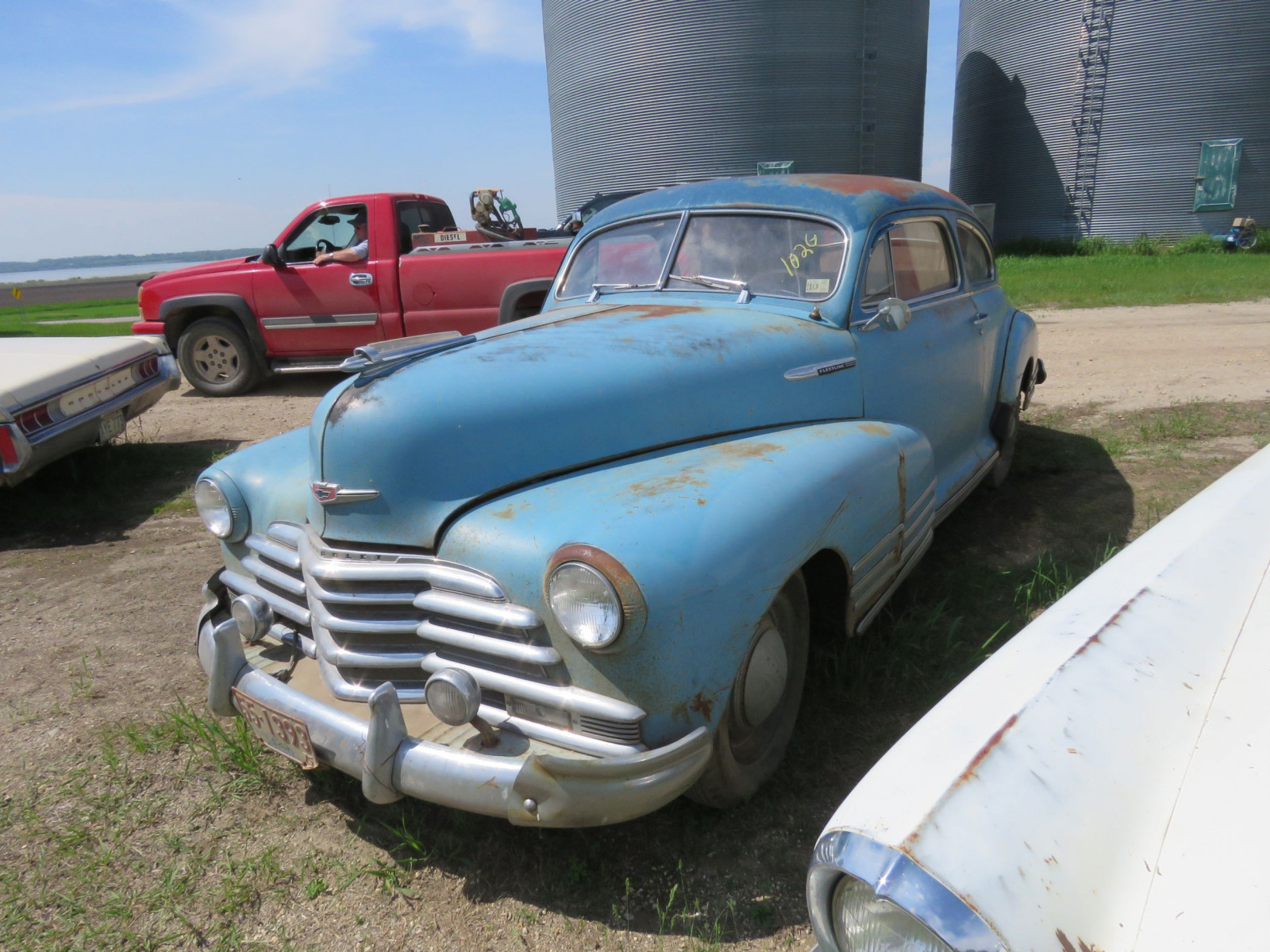 1947 Chevrolet Fleet line 2dr Sedan - Image 1
