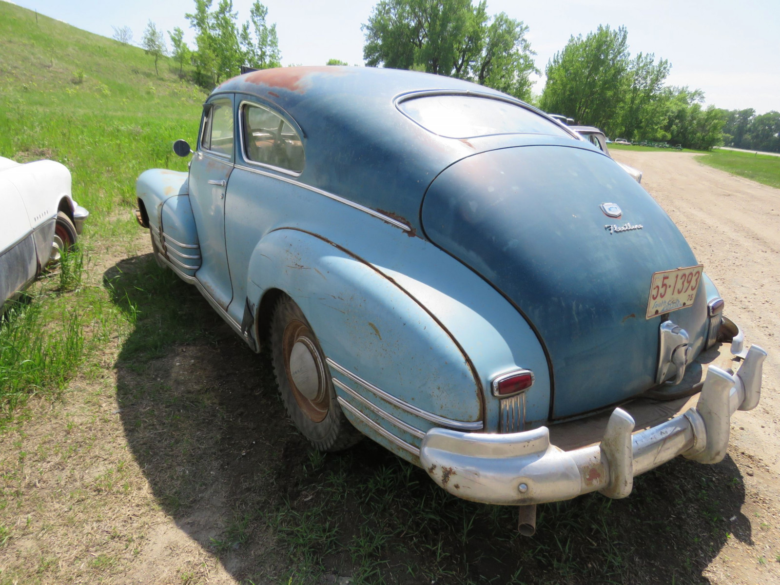1947 Chevrolet Fleet line 2dr Sedan - Image 5