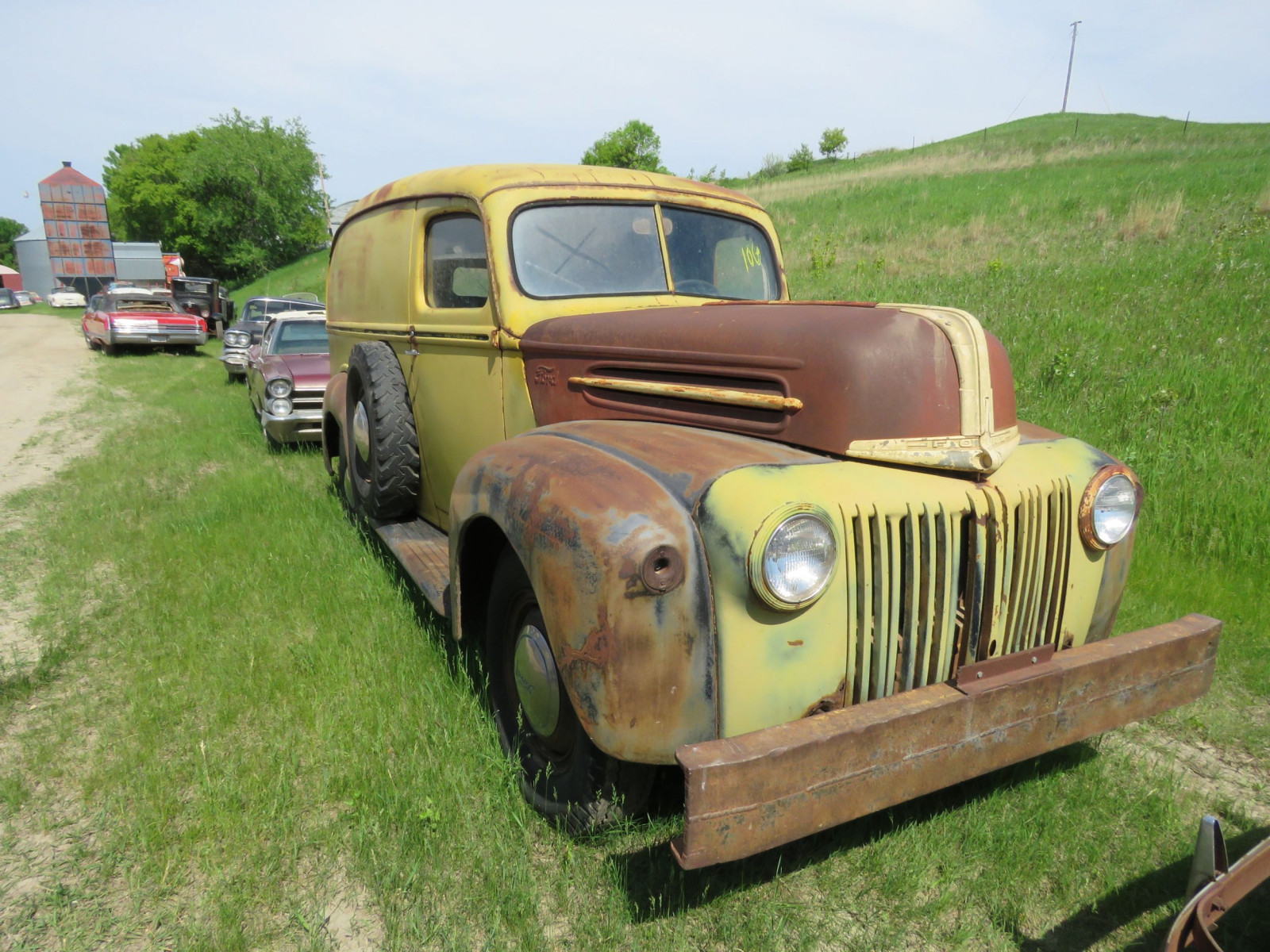 1941 Ford Panel Truck - Image 2