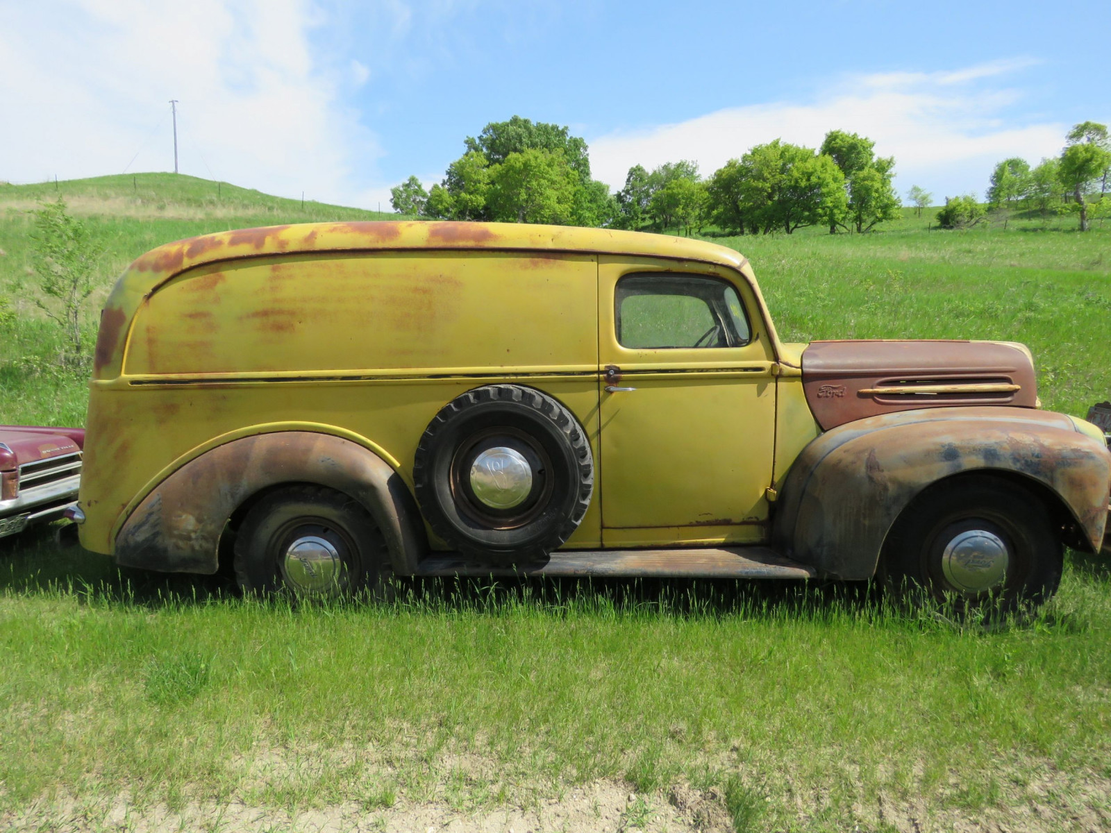 1941 Ford Panel Truck - Image 3