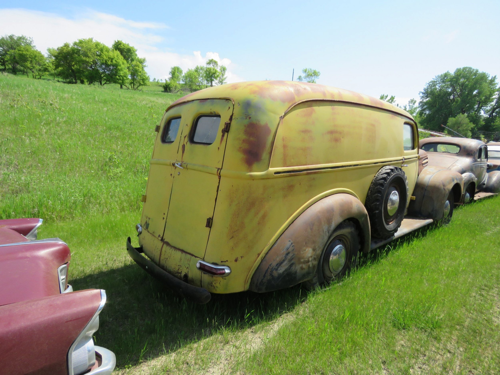 1941 Ford Panel Truck - Image 4