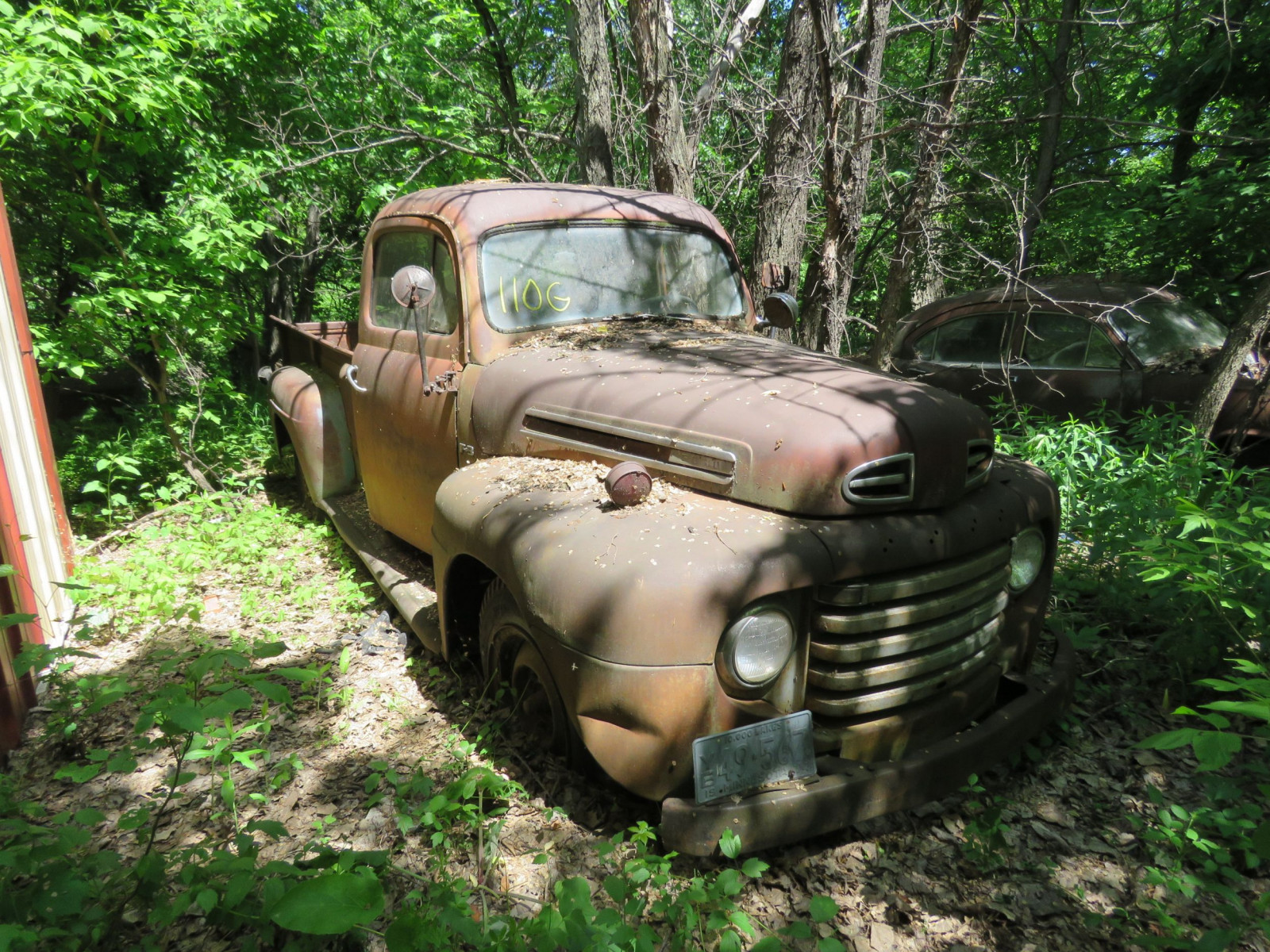 Ford F-3 Pickup for Project or parts - Image 1