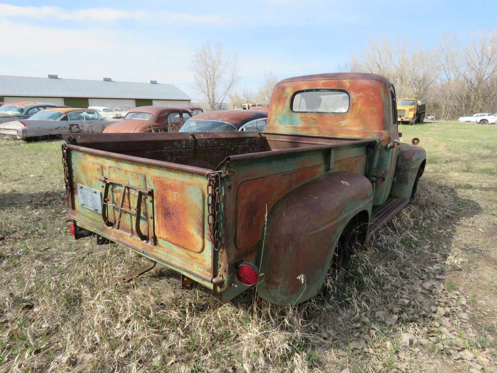 1949 Ford F-3 Pickup for Rod or restore - Image 4