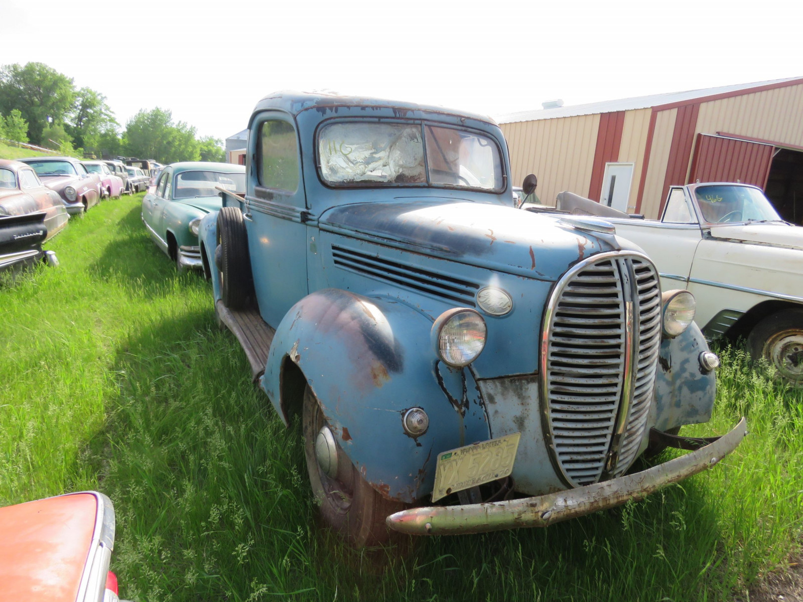 1938/9 Ford Pickup - Image 2