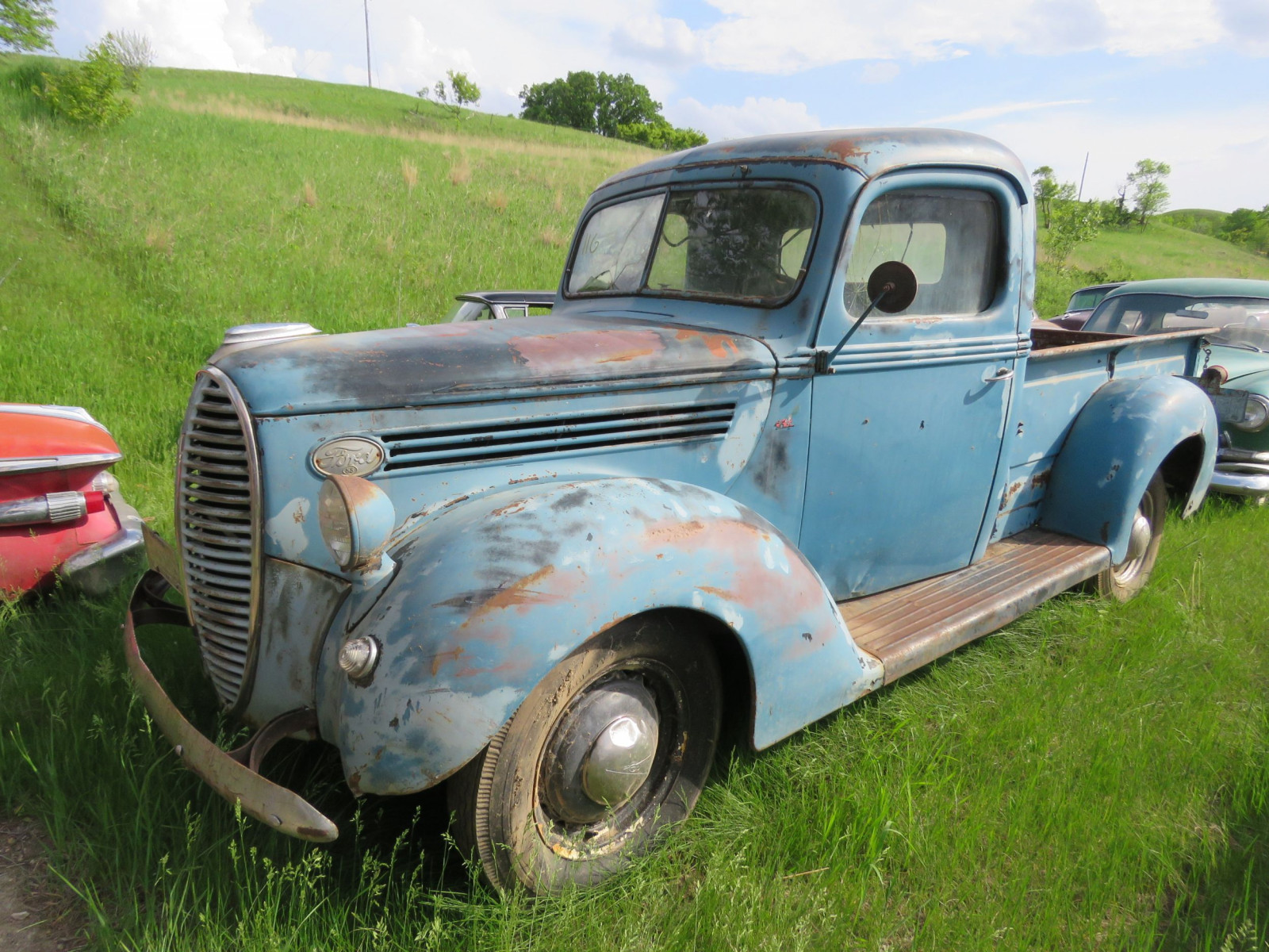 1938/9 Ford Pickup - Image 4
