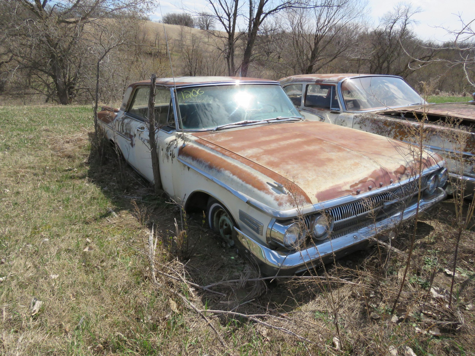 1960'S Mercury Monterey For Project or parts - Image 1