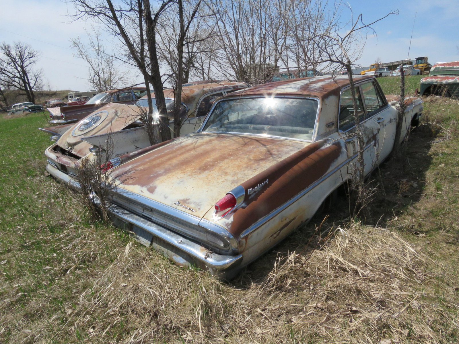 1960'S Mercury Monterey For Project or parts - Image 3