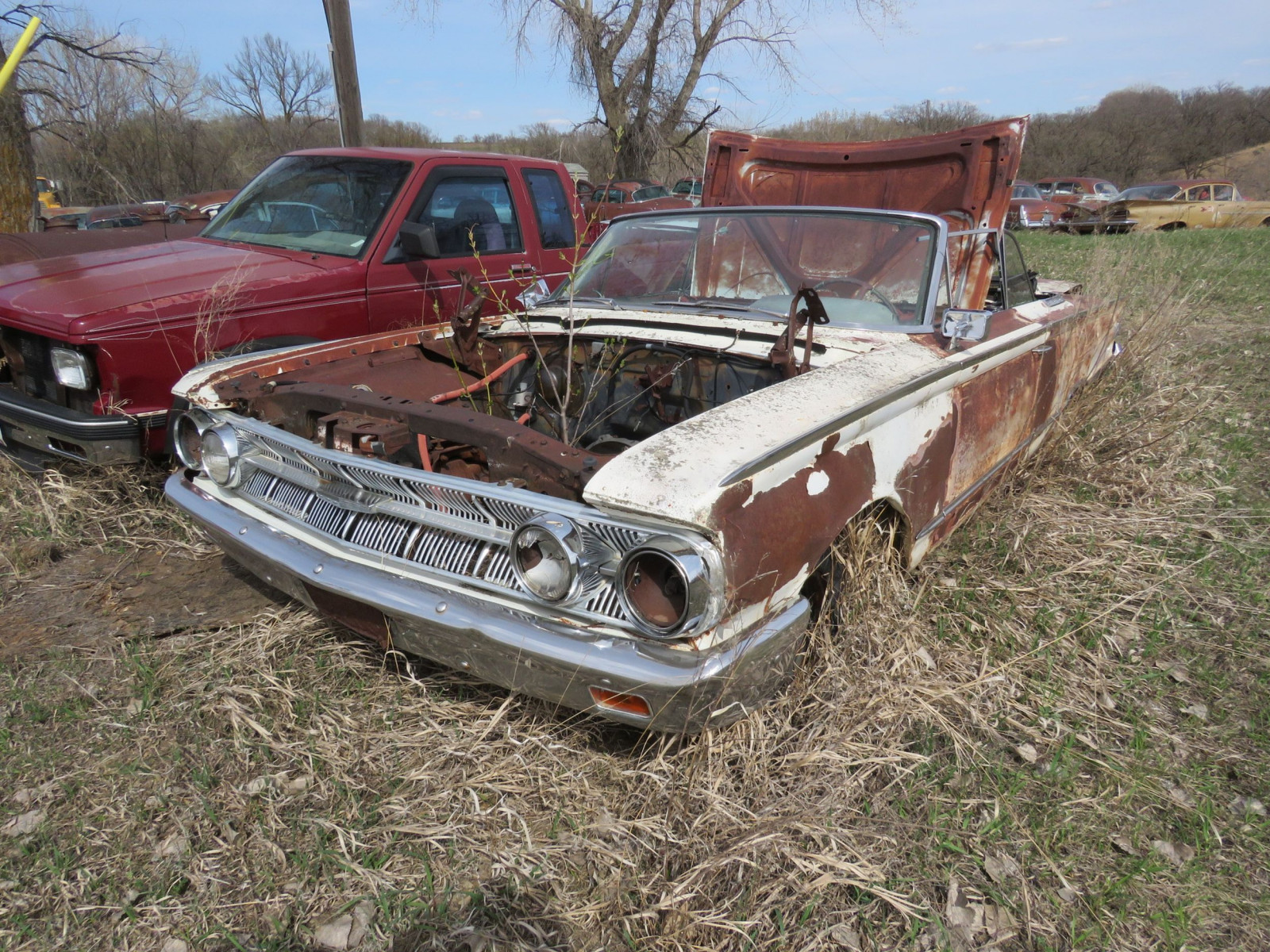 1960'S Mercury Monterey For Project or parts - Image 2