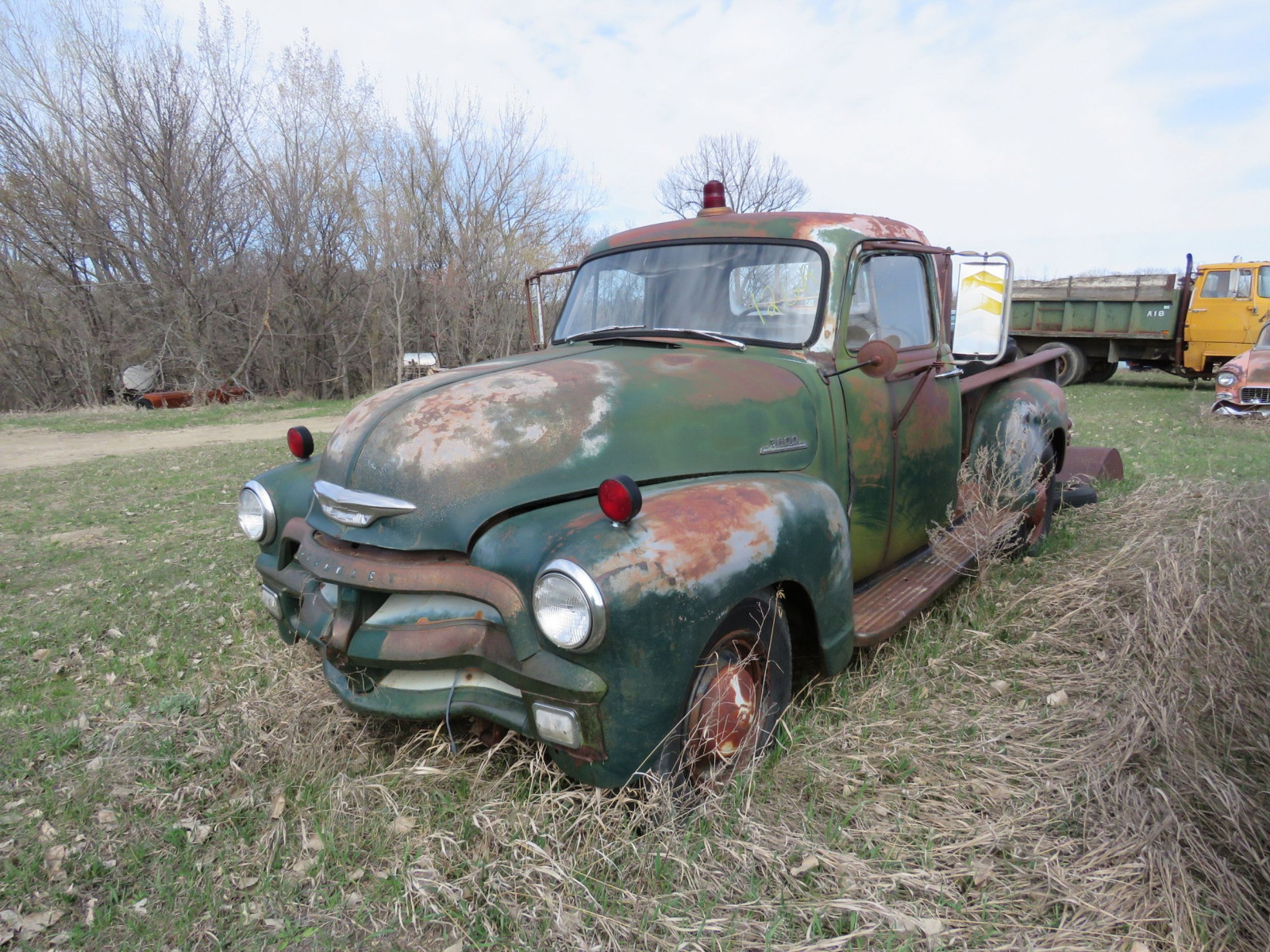 1954 Chevrolet Step side Pickup J54J028177 - Image 1