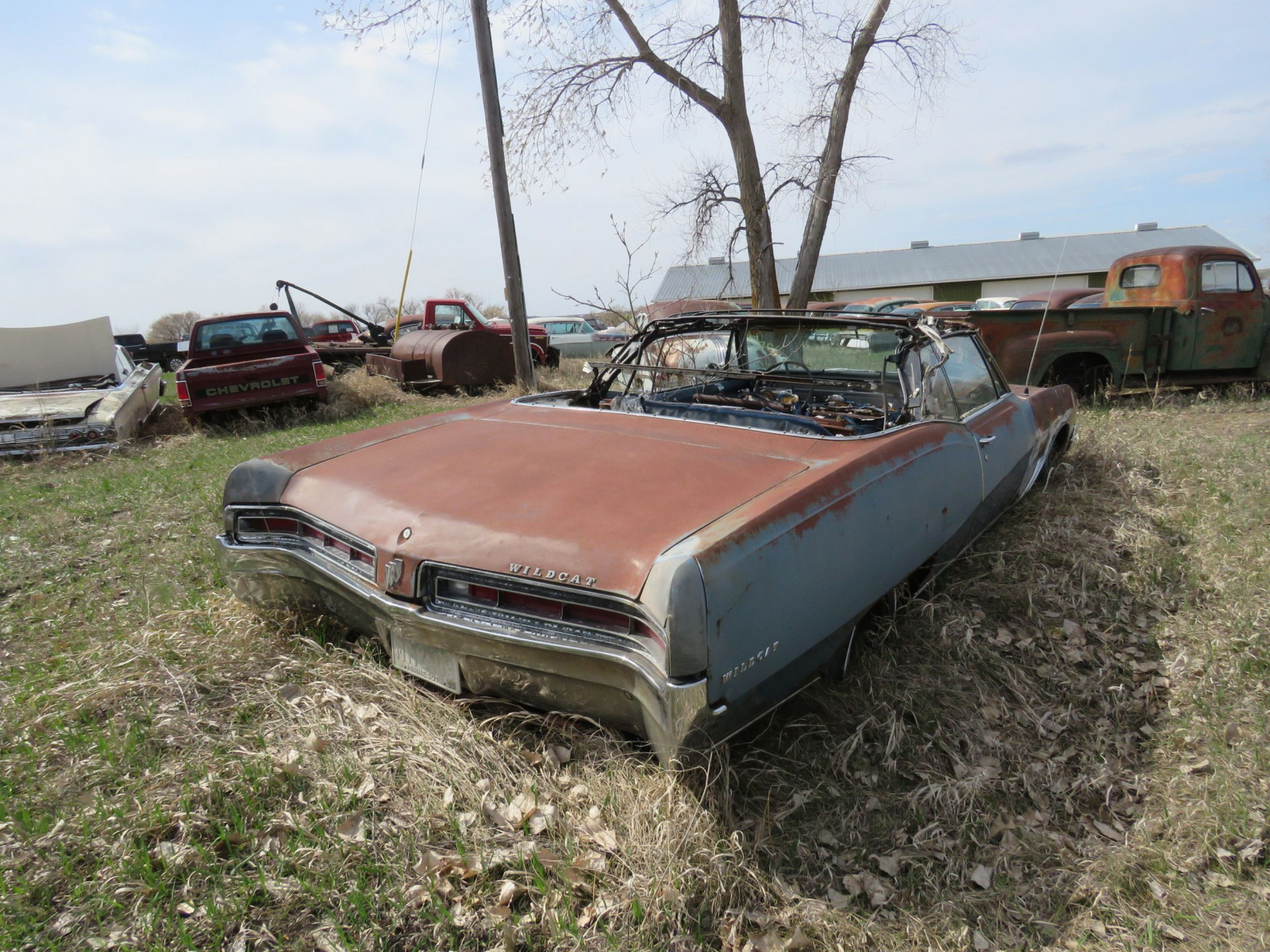 1960'S Buick Wildcat for Project or Parts - Image 4