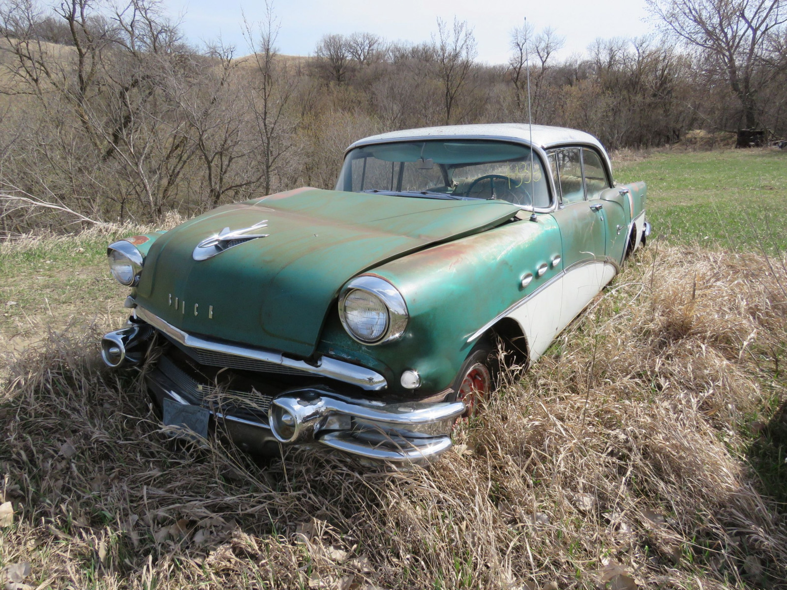 1956 Buick Special 4dr Hit 4C4046544 - Image 1