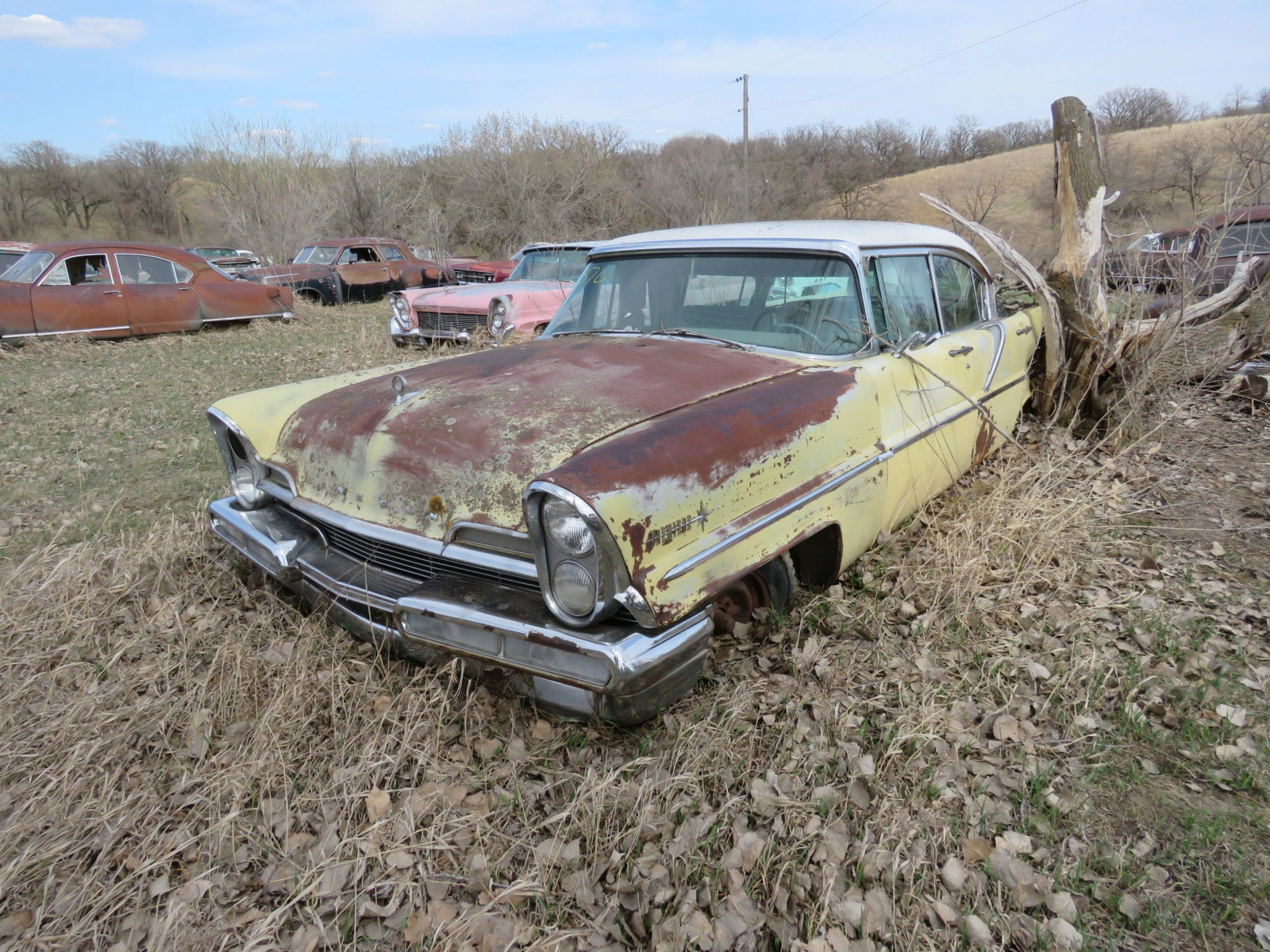 1958 Lincoln Premier 4dr Sedan for Project or parts - Image 2