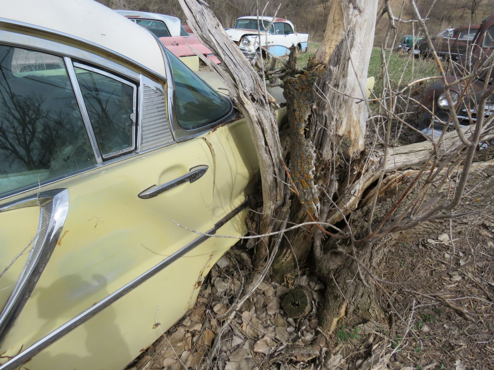1958 Lincoln Premier 4dr Sedan for Project or parts - Image 3