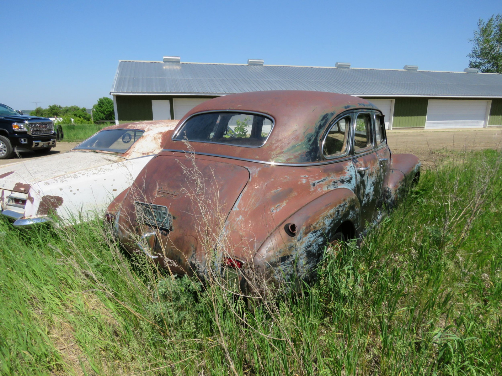 1947 Chevrolet Fleet master 4dr Sedan for Project or parts - Image 5