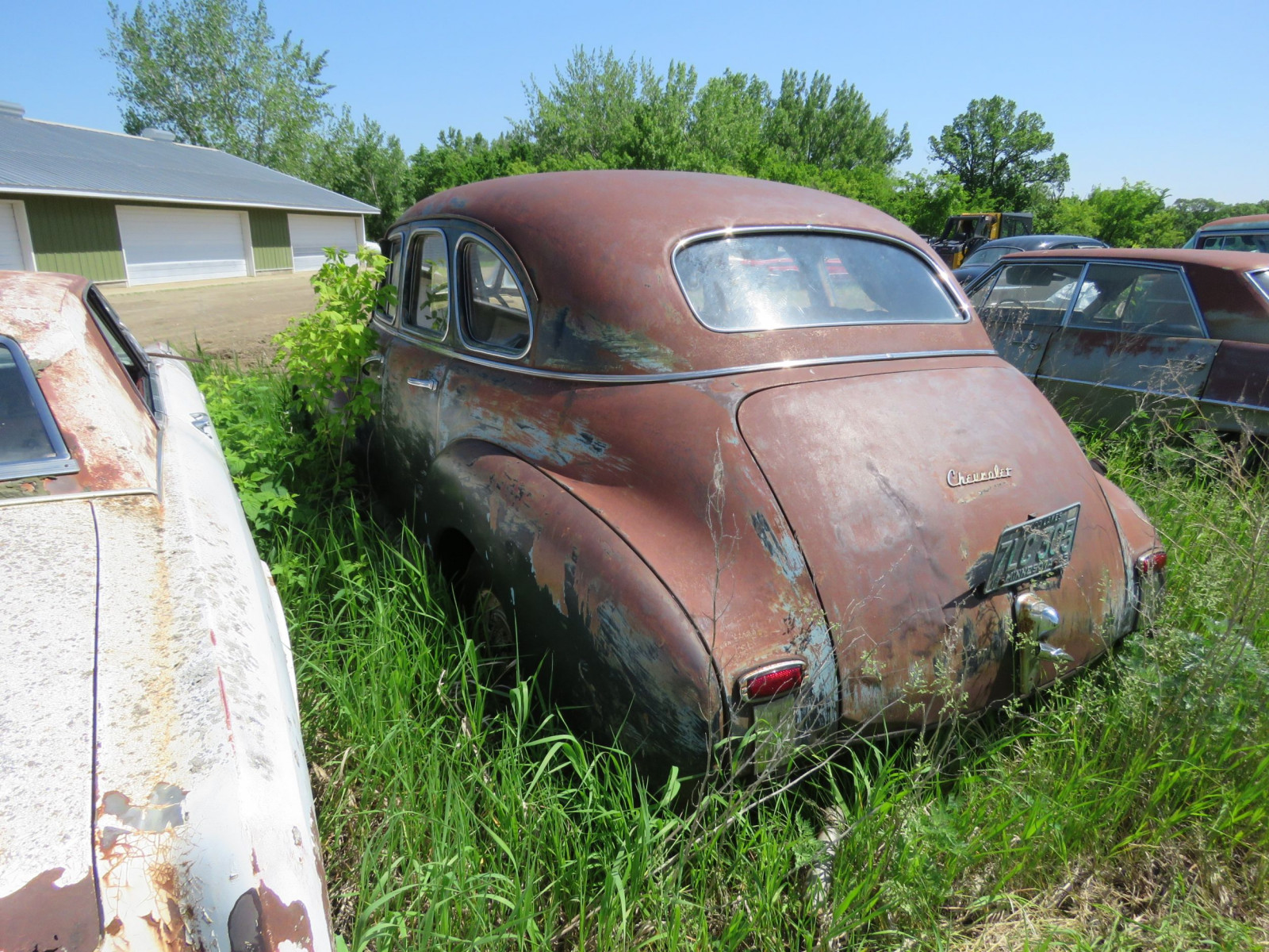 1947 Chevrolet Fleet master 4dr Sedan for Project or parts - Image 6